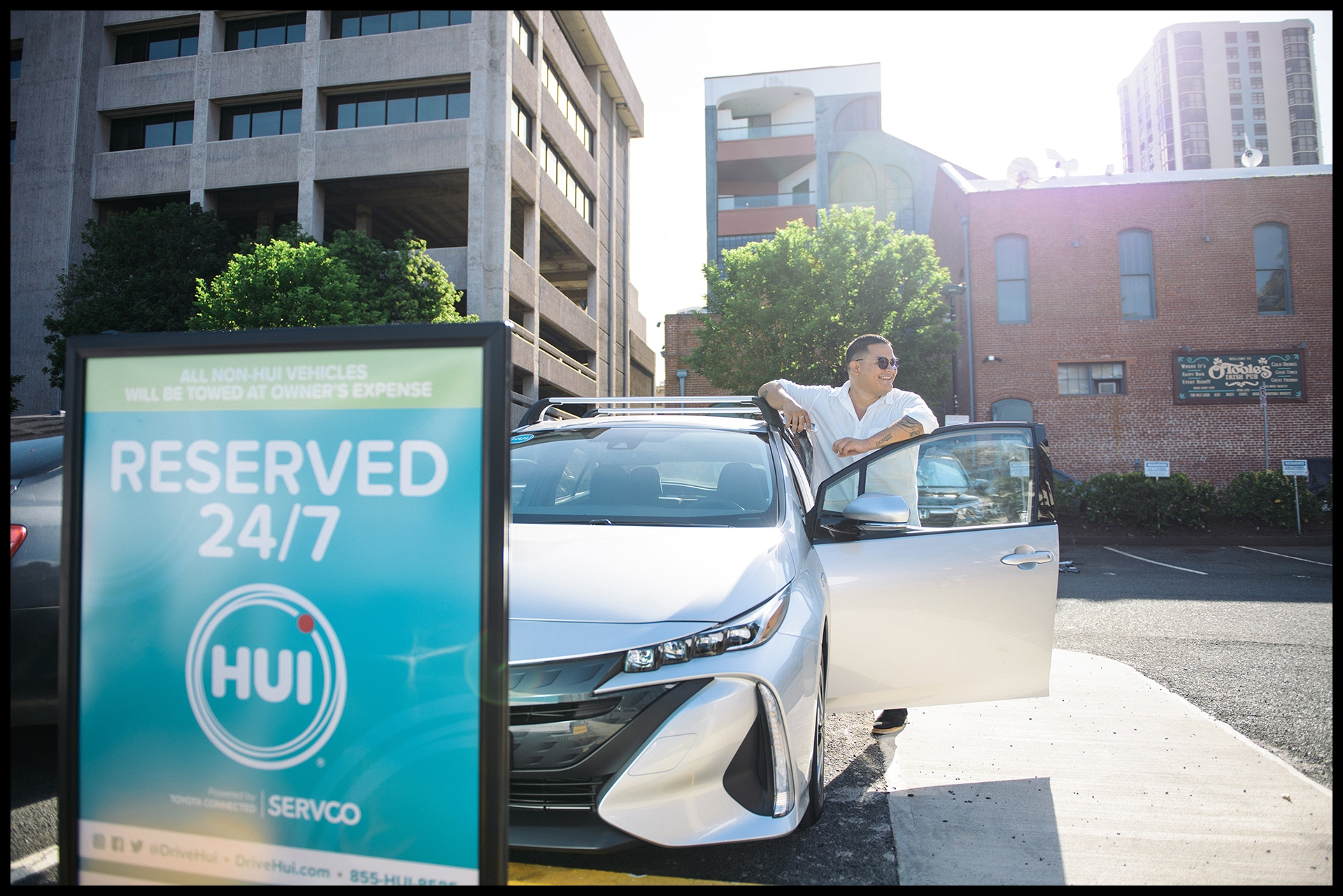 Toyota Launches Car Service in Honolulu Through Servco Pacific Inc CORPORATE