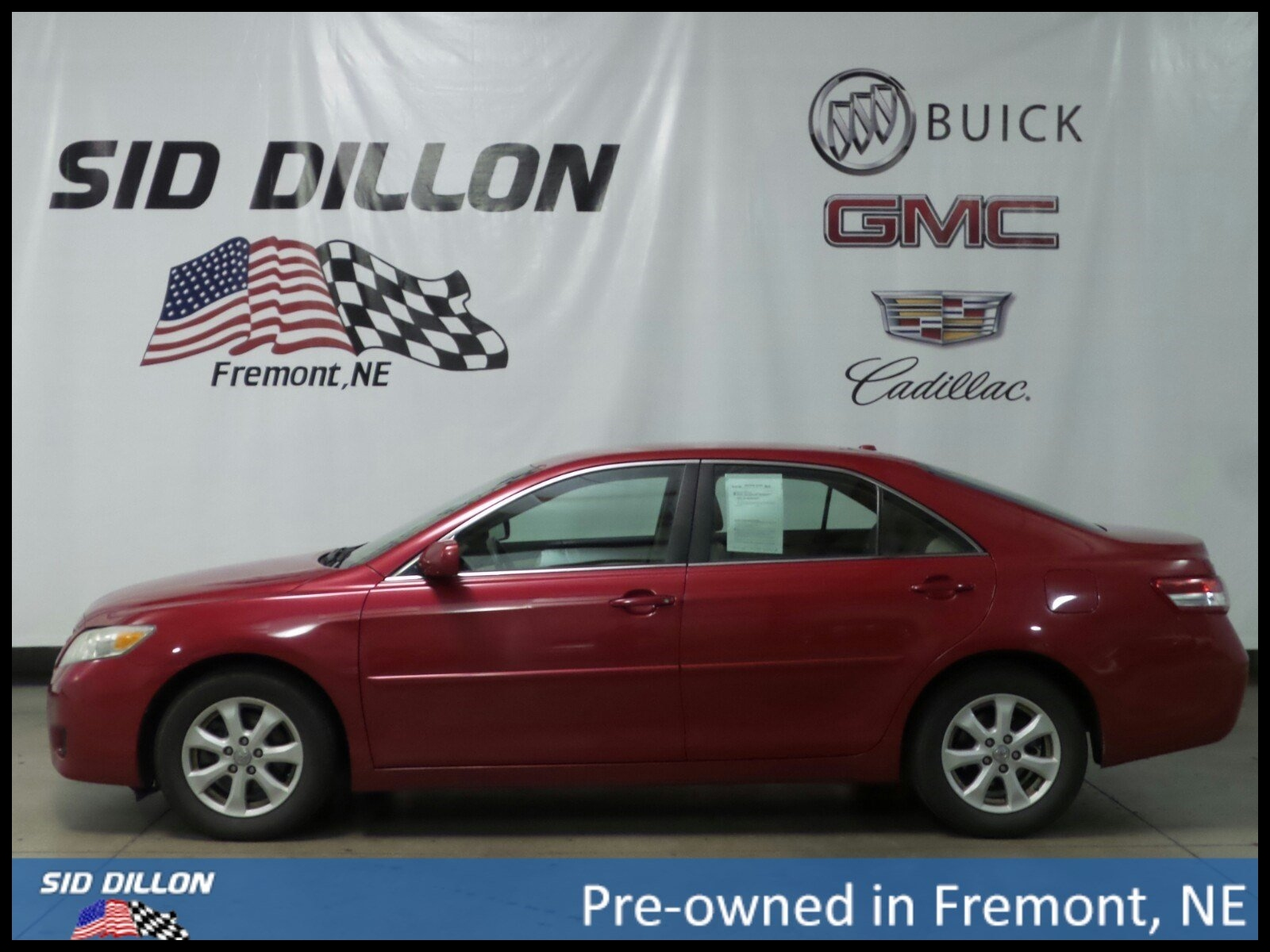 Best Struts for toyota Camry Pre Owned 2010 toyota Camry Le 4 Door Sedan In Fremont