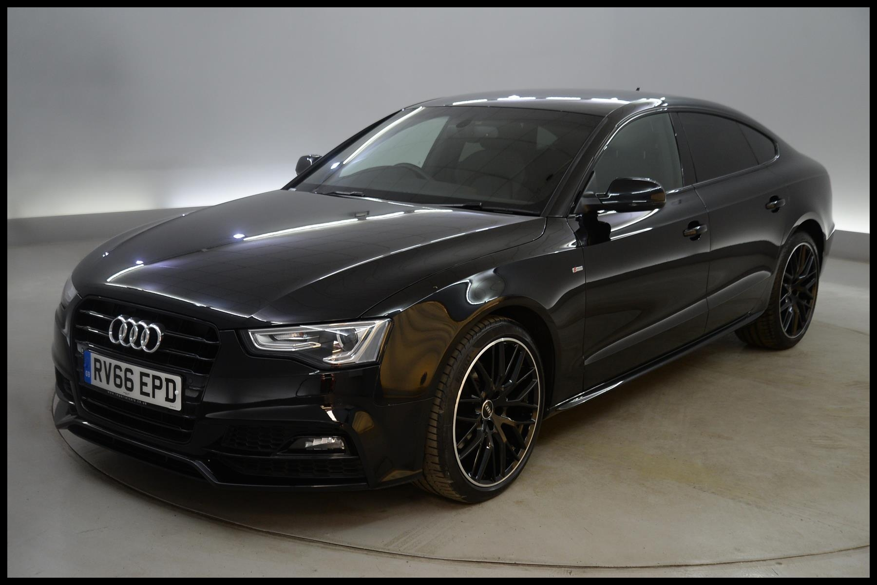 Audi A5 2 0 TDI 190 Black Ed Plus 5dr Multitronic [5st] NAV BANG & OLUFSEN NA 2016
