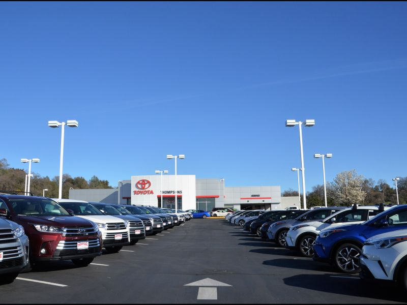 Thompson Toyota Placerville >> Search Results For Page 44 The Best Choice Car