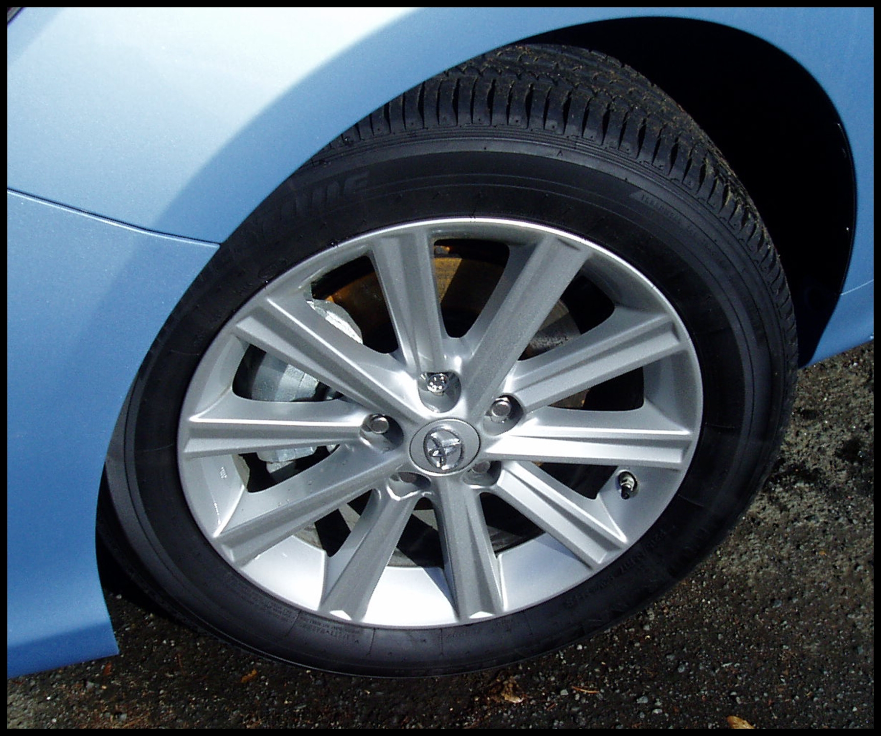Tire Size for 2012 toyota Camry Beautiful Test Drive 2012 toyota Camry Xle Hybrid Nikjmiles