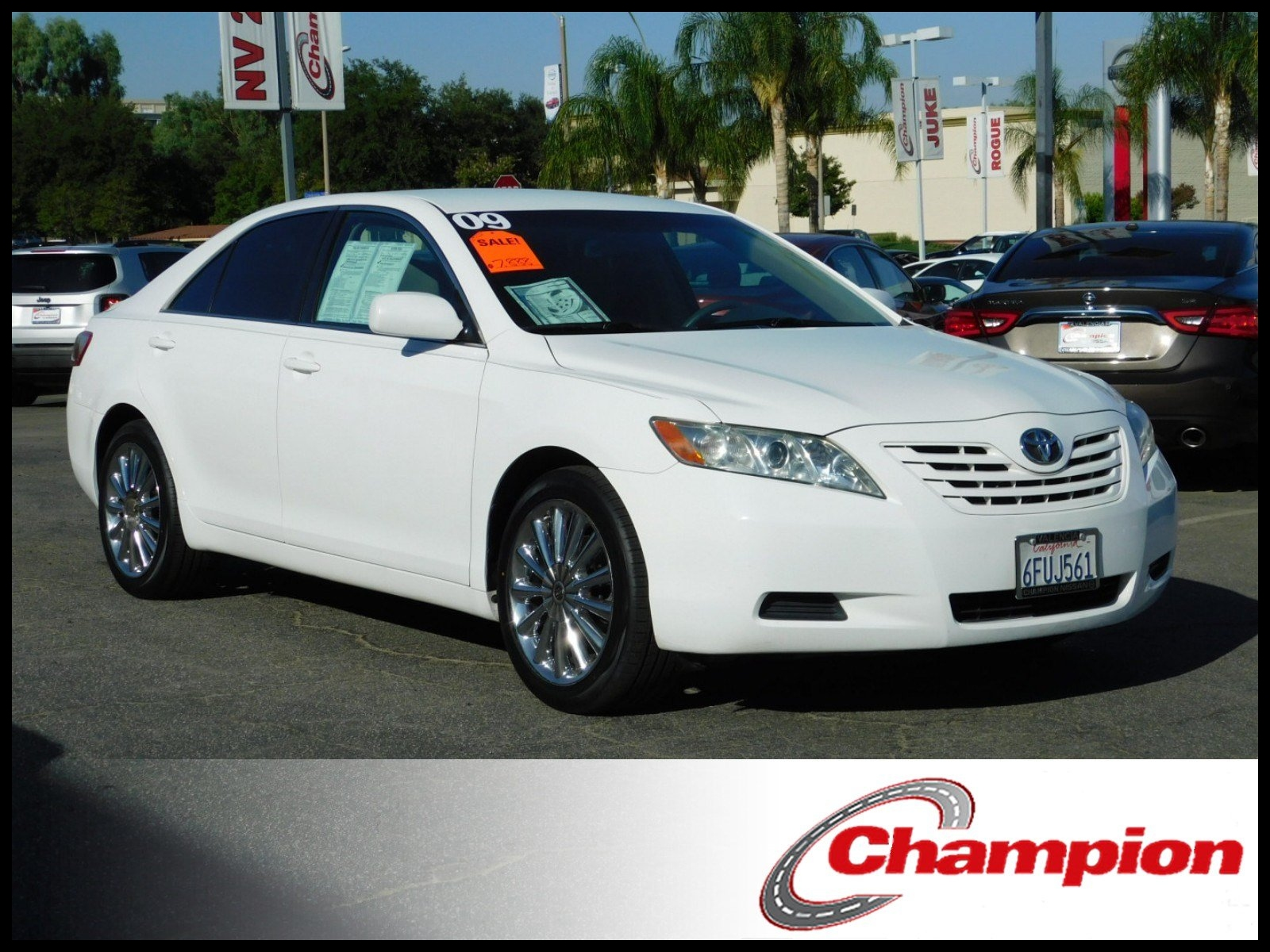 Pre Owned 2009 Toyota Camry LE
