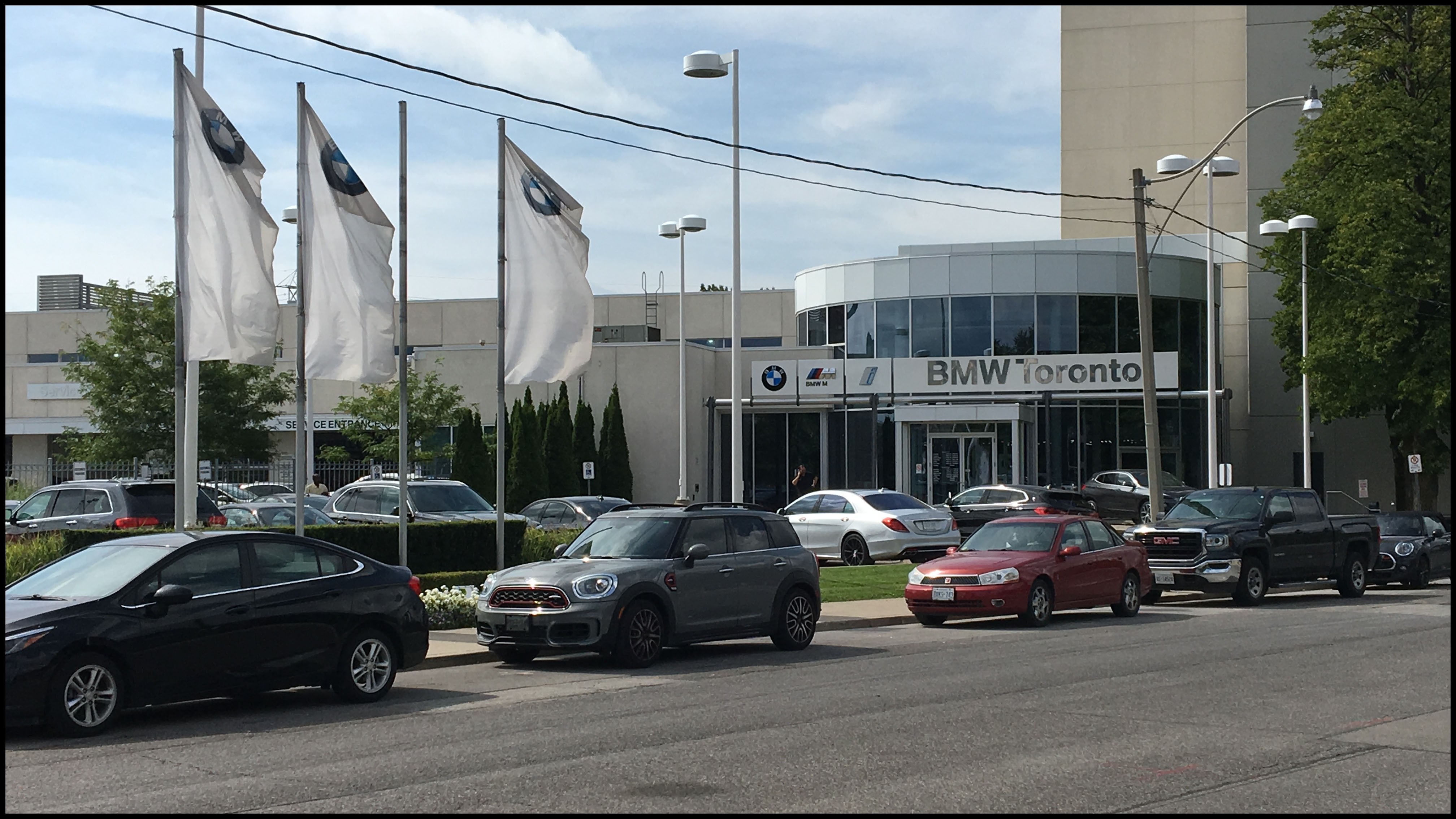 Toronto BMW employee charged for allegedly poisoning co worker with engine coolant