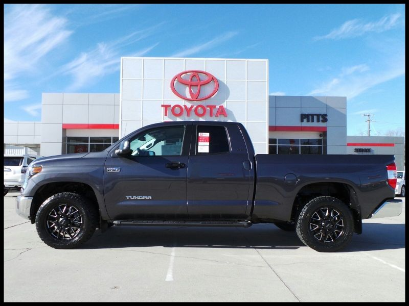 Towing Capacity Of 2012 toyota Tundra