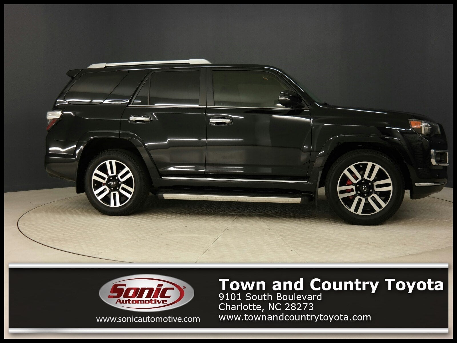 2016 Toyota 4Runner For Sale in Charlotte NC Stock PG