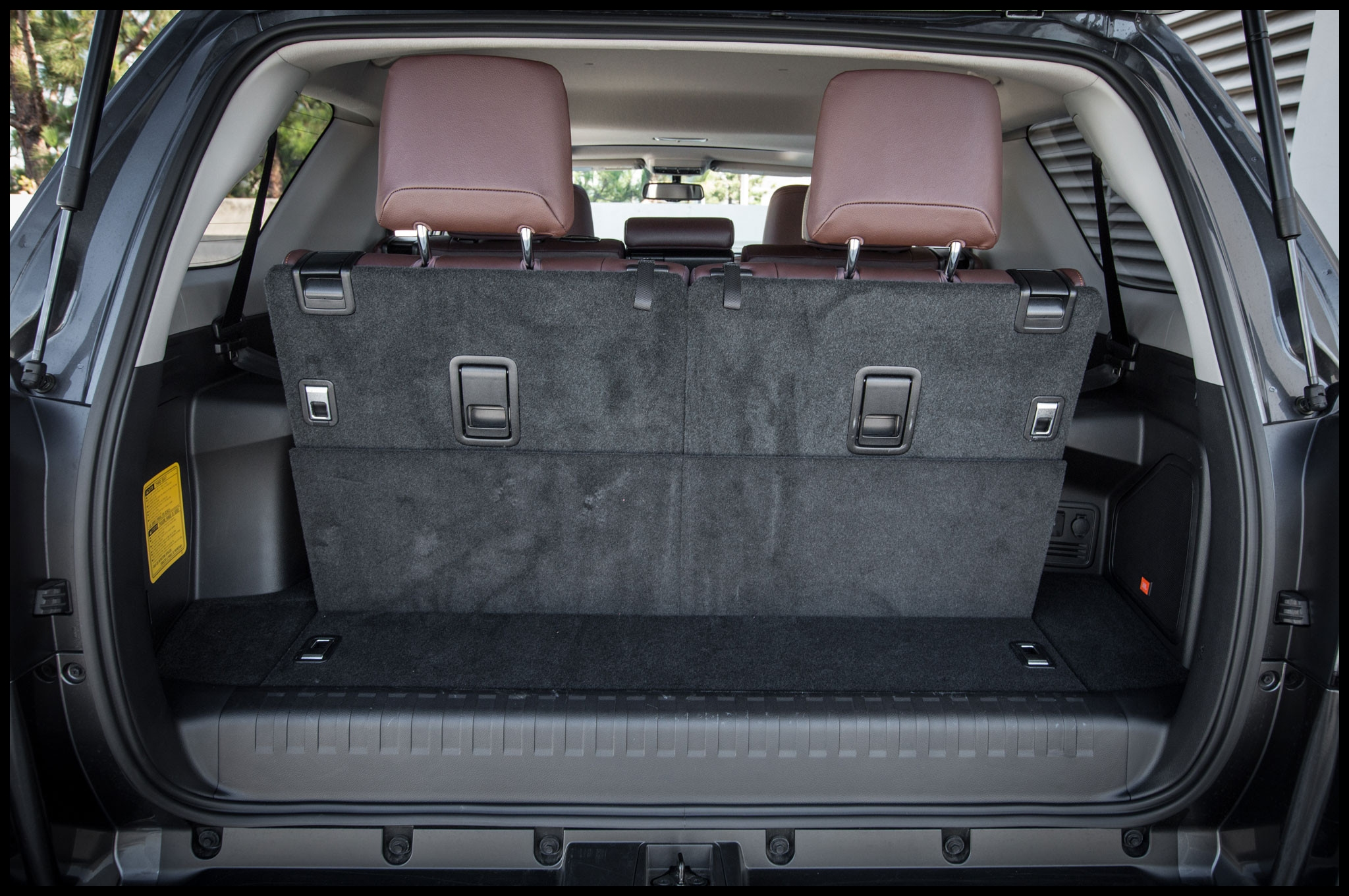 2018 toyota 4runner Cargo Space Beautiful 2015 toyota 4runner Limited 4x4 Review First Test Motor Trend
