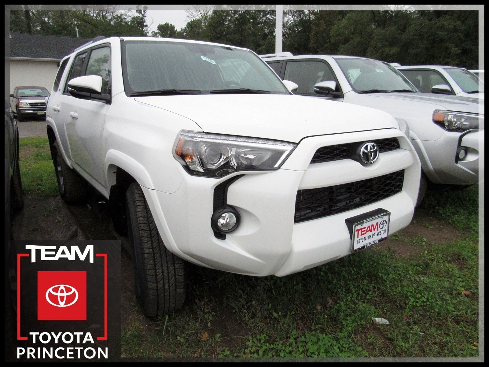 New 2019 Toyota 4Runner SR5 Premium in Lawrenceville NJ Team Toyota of Princeton