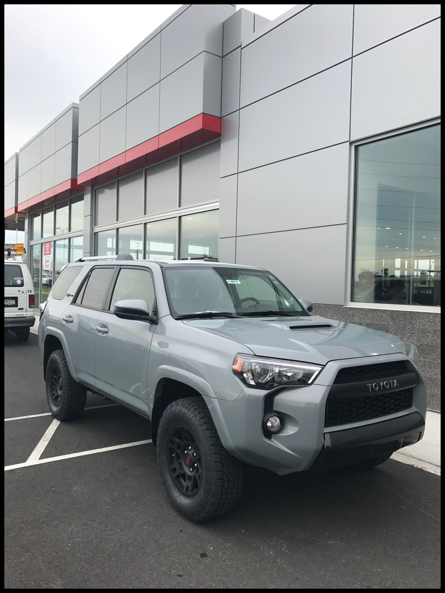 2019 toyota 4runner forum Luxury 2018 Trd Pro Colors Cement Page 3 toyota 4runner forum