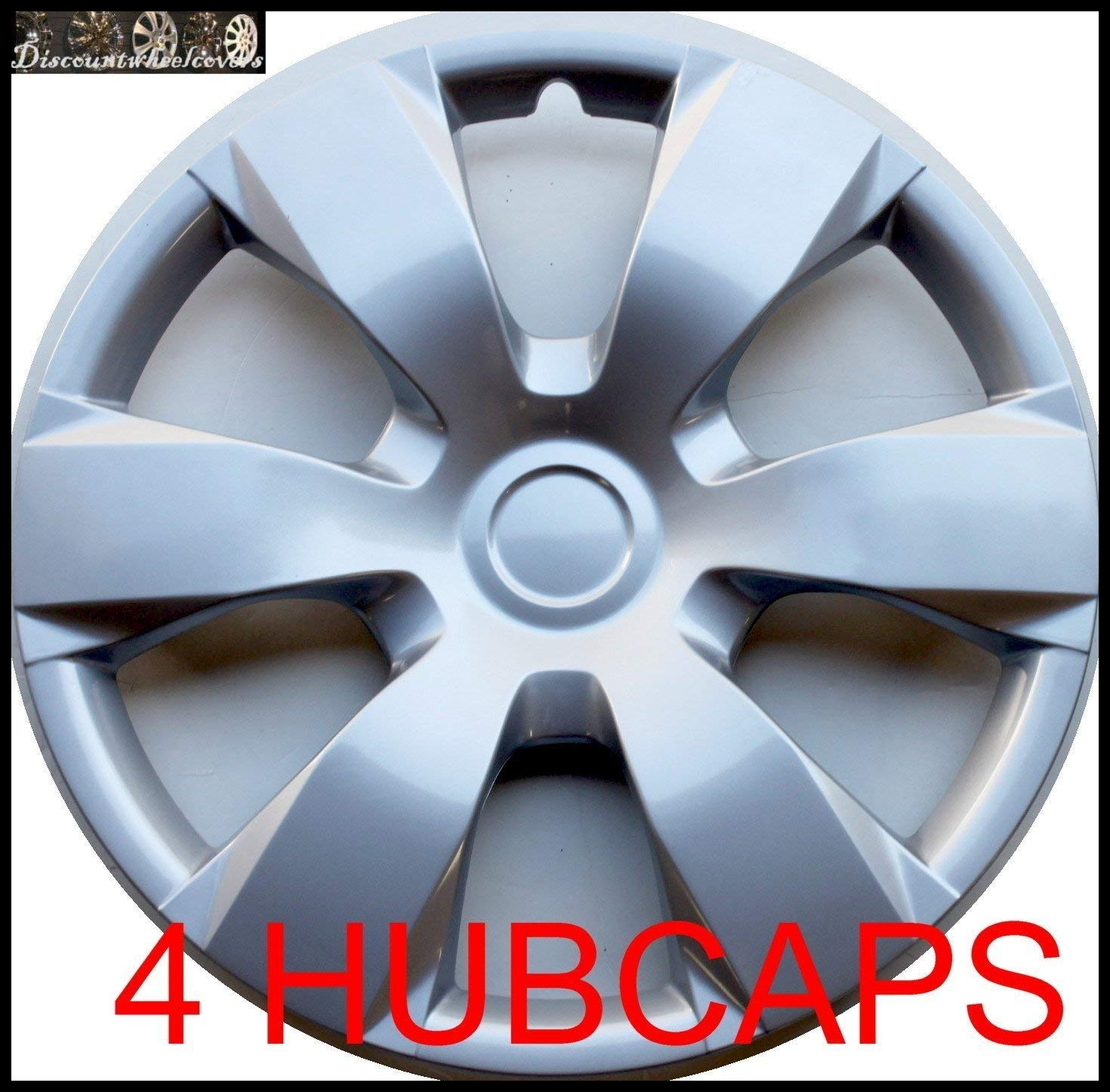 "Amazon 16"" SET OF 4 HUBCAPS TOYOTA CAMRY MATRIX WHEEL COVERS DESIGN ARE UNIVERSAL HU Automotive"