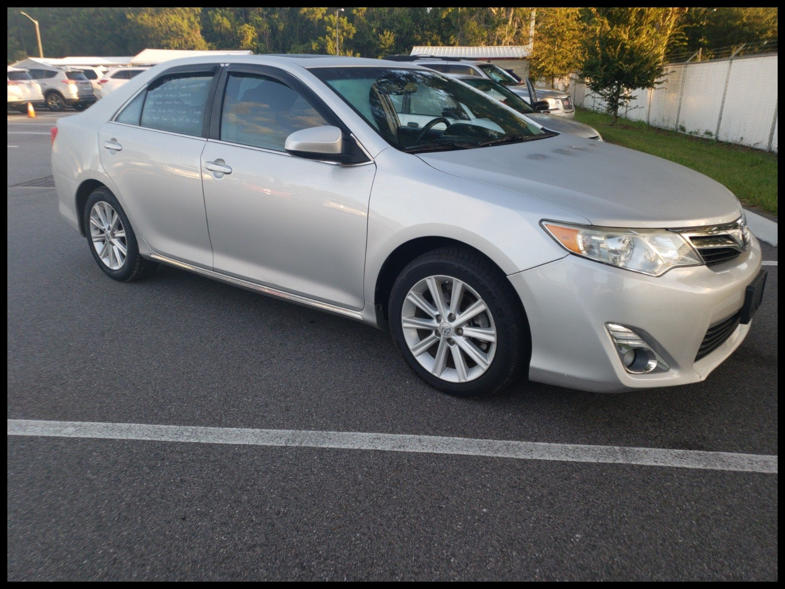 Certified Pre Owned 2012 Toyota Camry SE
