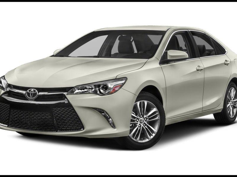 Toyota Camry 2015 Se Sport