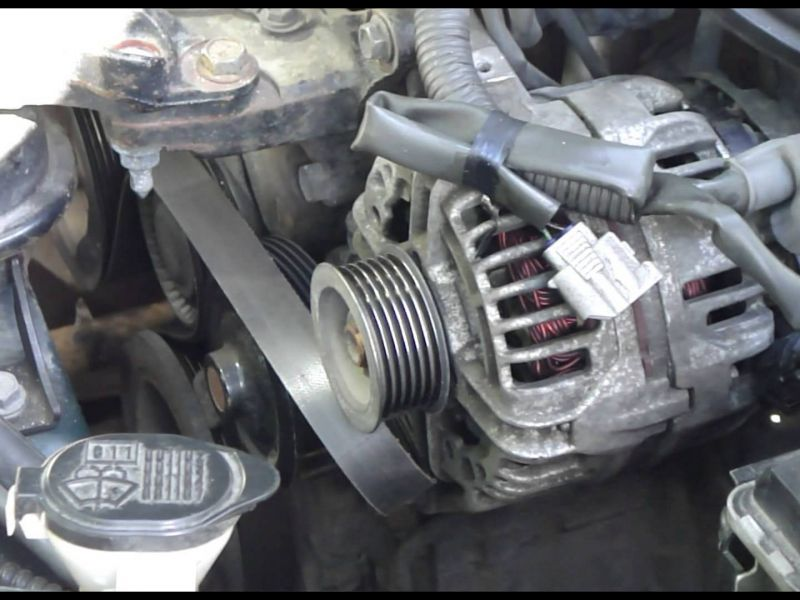 Toyota Camry Alternator Replacement Cost