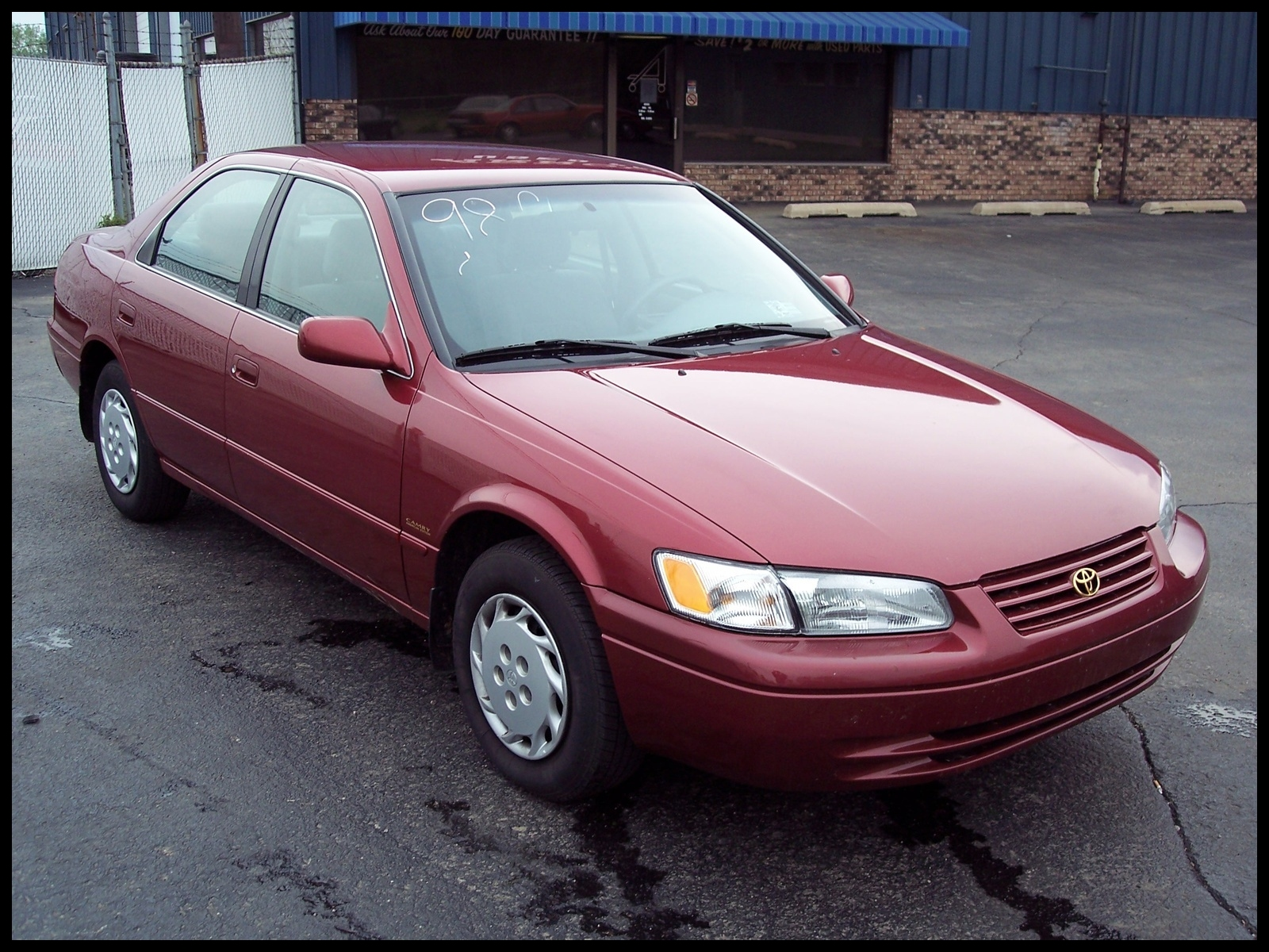 1998 toyota Camry Problems 1998 toyota Camry Overview Cargurus