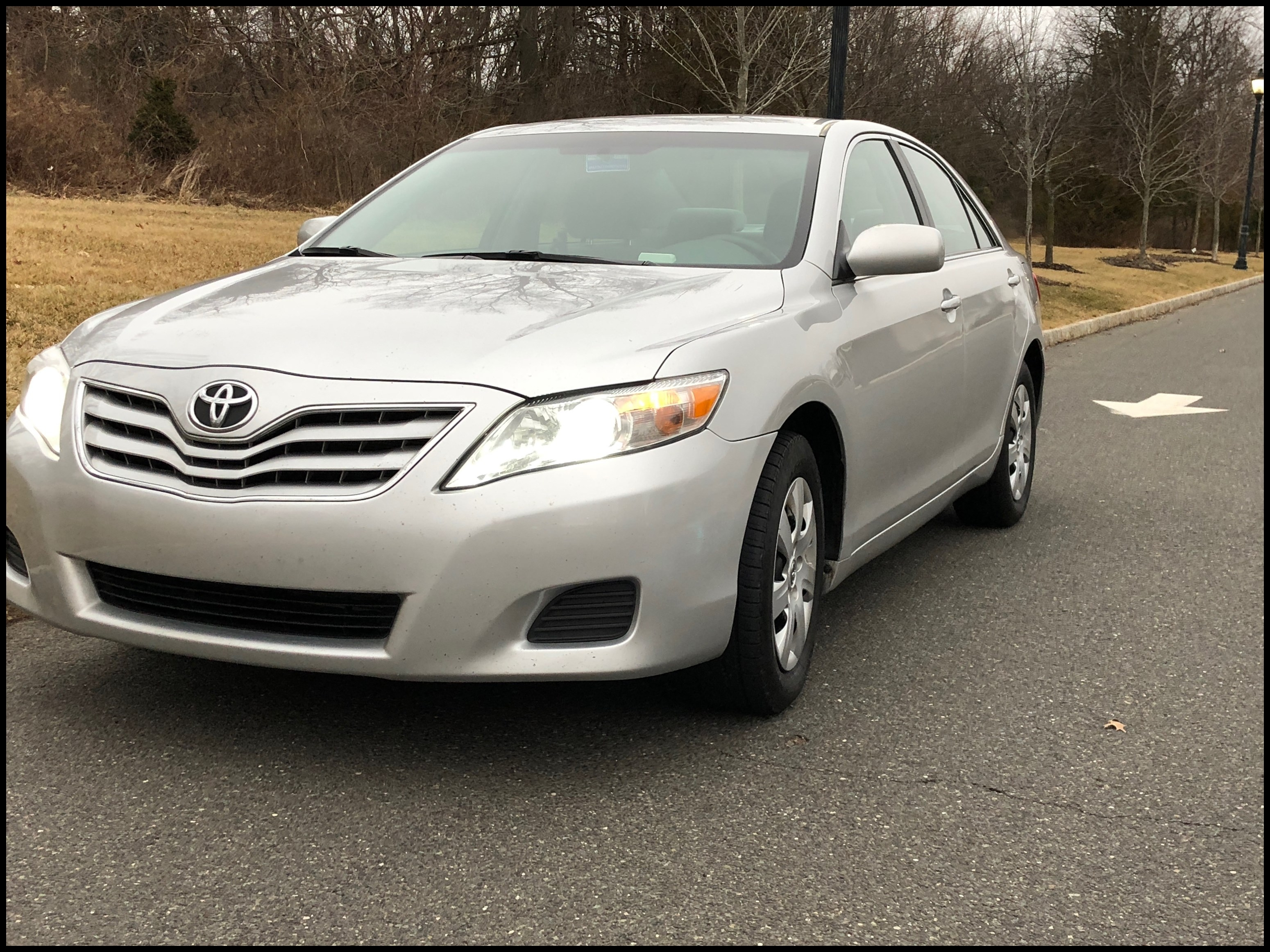 Single Owner Private Sale Camry LE 2010