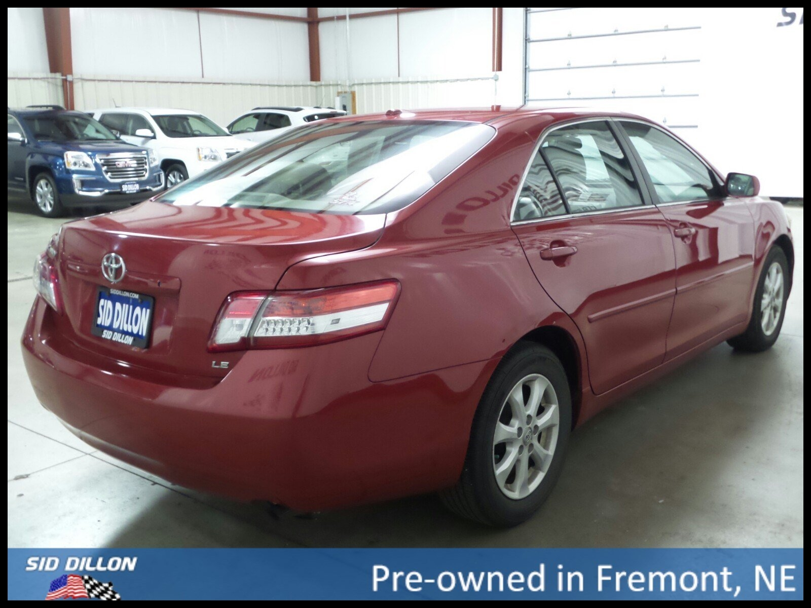 Pre Owned 2010 Toyota Camry LE