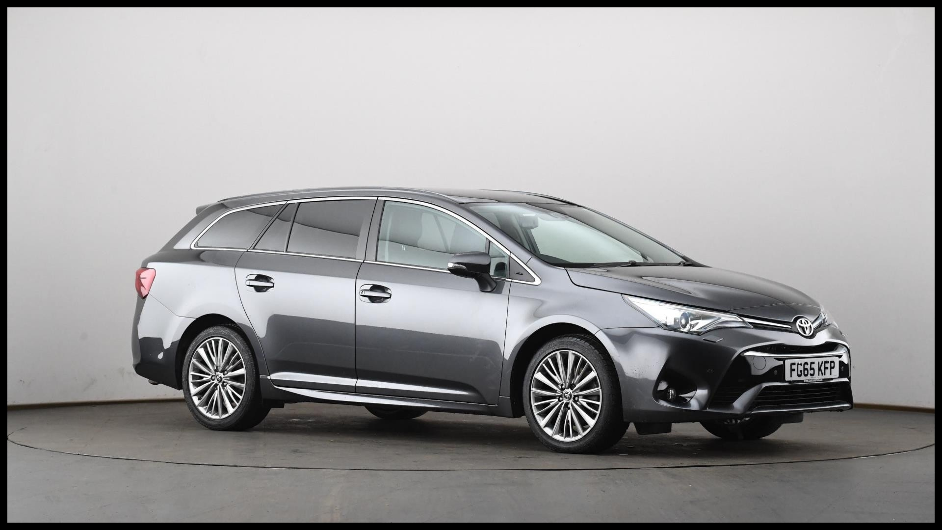 Top top toyota Camry 2018 toyota Grey Unique Used toyota Avensis 2 0d Reviews