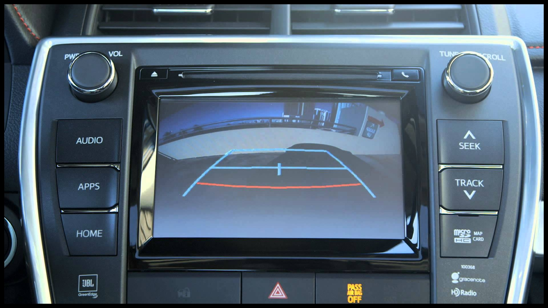 toyota Camry touch Screen Calibration – The Best Choice Car