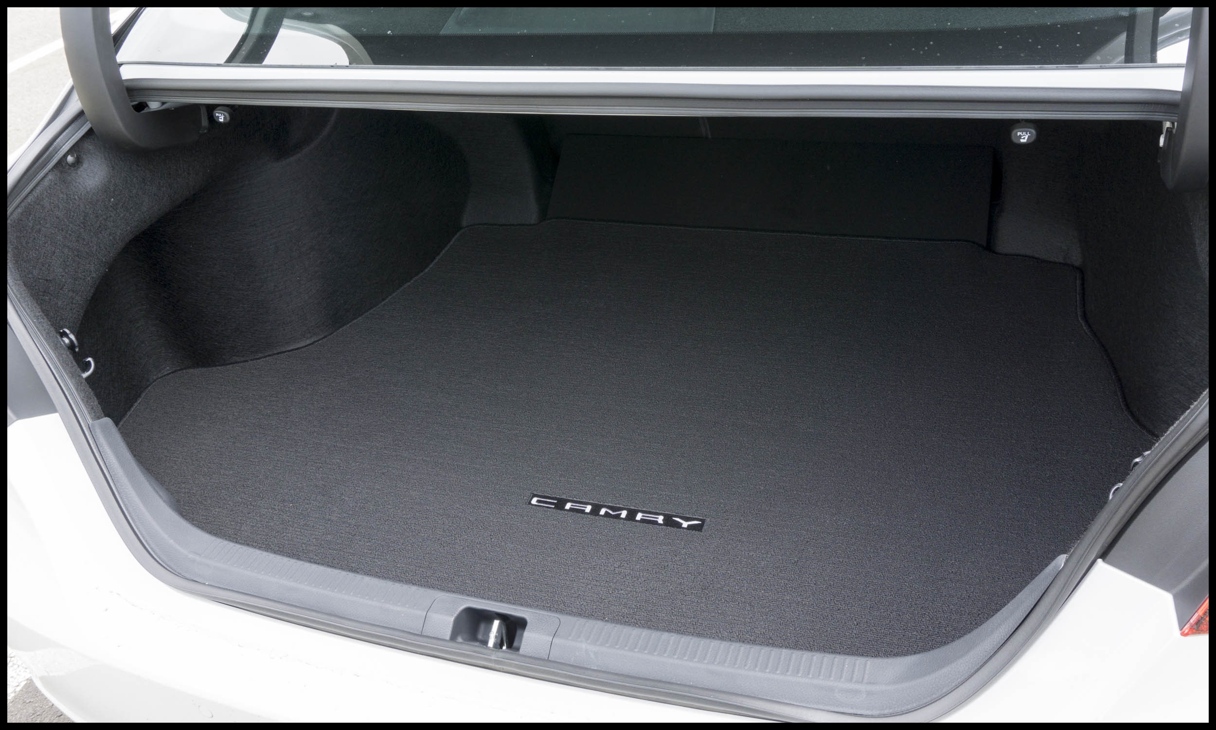 Toyota Camry 2018 Trunk Space Lovely 2018 toyota Camry First Drive Review Autonxt