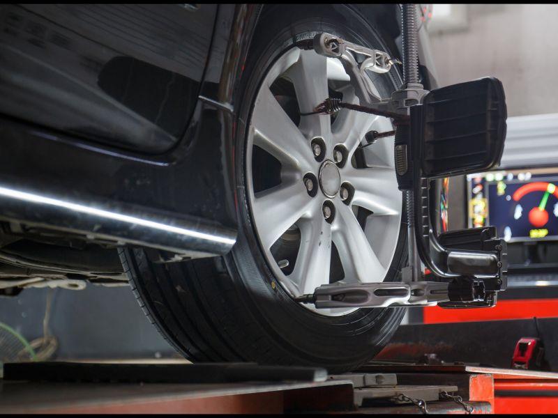 Toyota Camry Wheel Alignment Specs