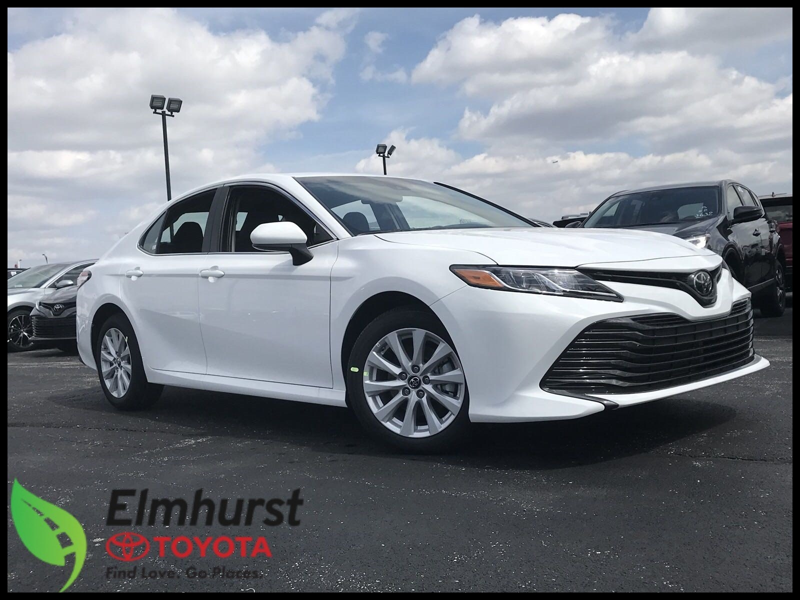 Top New 2018 toyota Camry Le 4dr Car In Elmhurst T Review