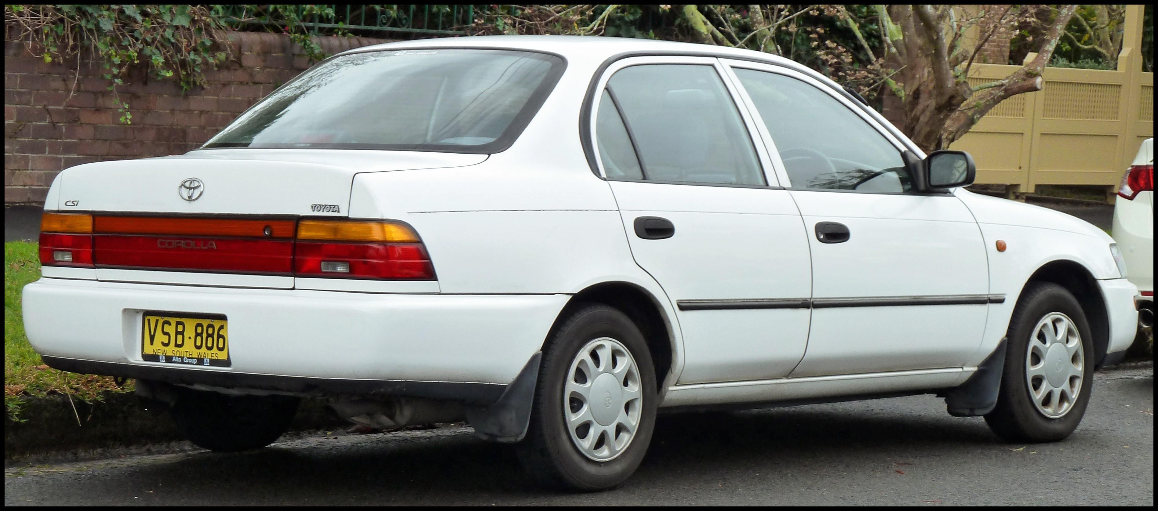 2002 toyota Corolla New toyota Corolla 2 0d In Pakistan Corolla toyota Corolla 2 0d Price