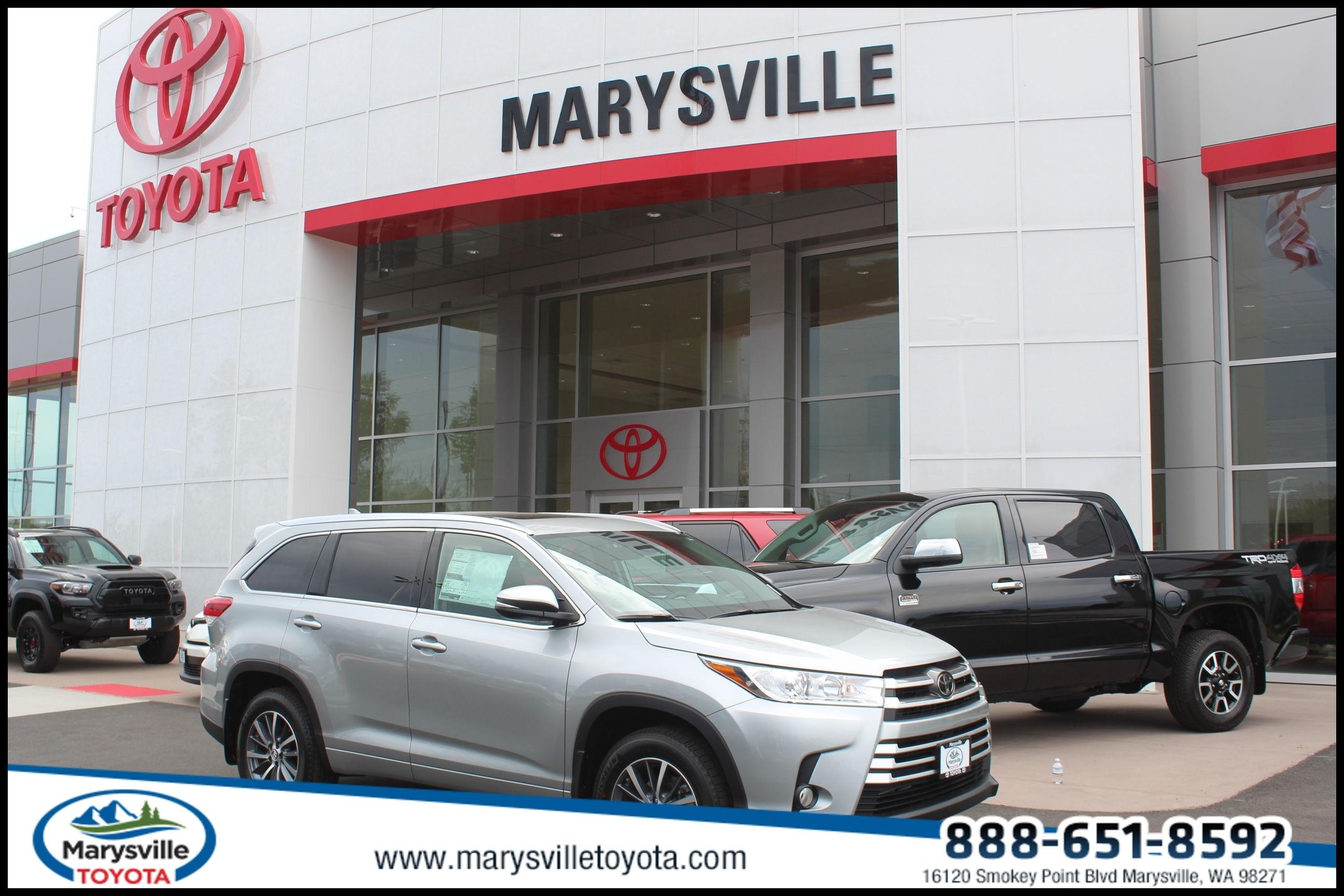 2018 Toyota Highlander for Sale in Marysville WA Marysville Toyota 2018 Toyota Highlander for Sale in Marysville WA Marysville Toyota