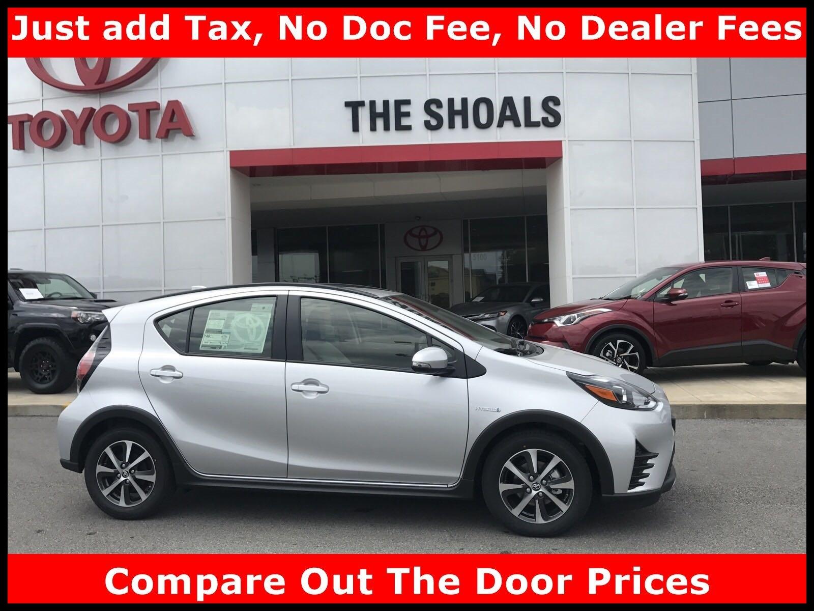 New 2018 Toyota Prius c e