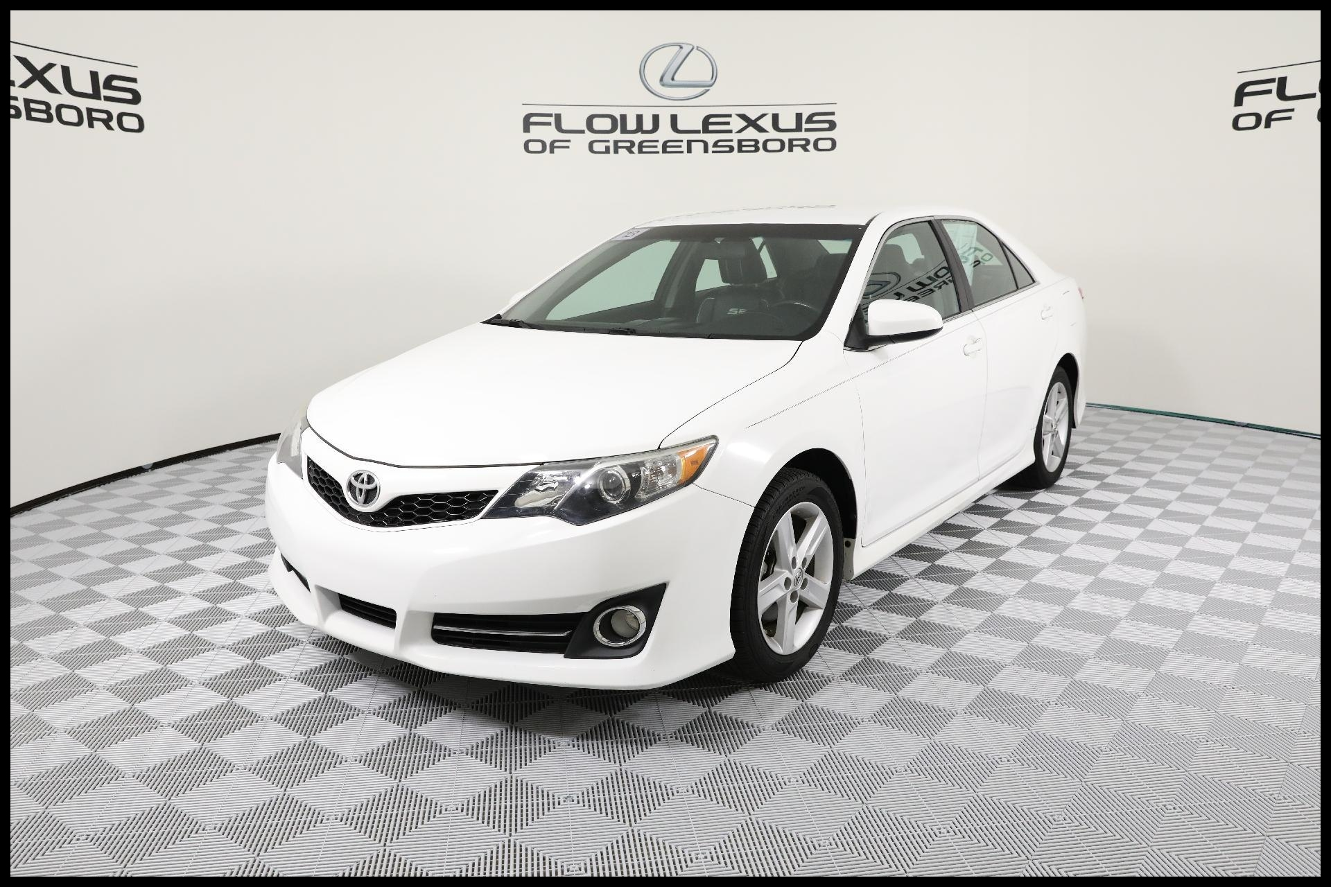 2013 Toyota Camry Vehicle in Greensboro NC