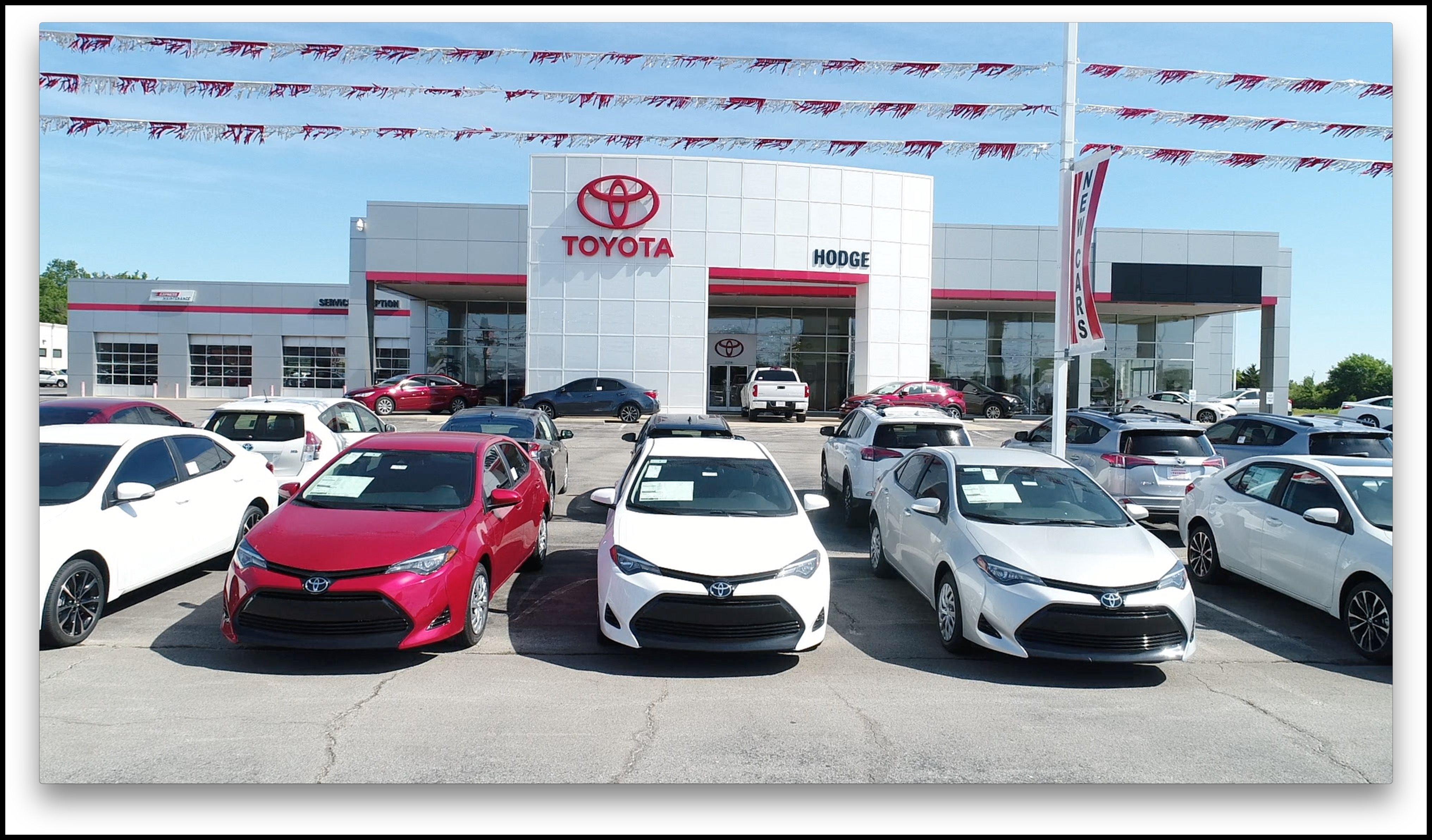 James Hodge Toyota