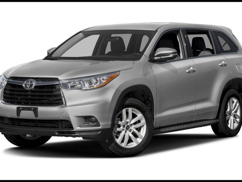 Toyota Highlander Dimensions 2016