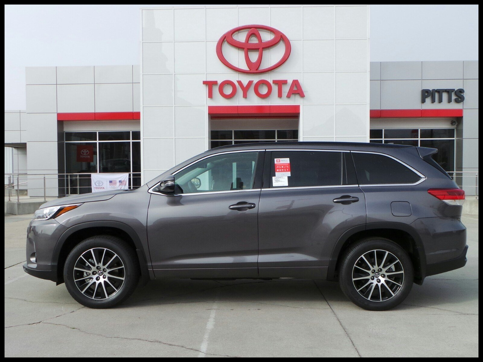 News New 2018 toyota Highlander Se Sport Utility In Dublin 8004 Overview and Price