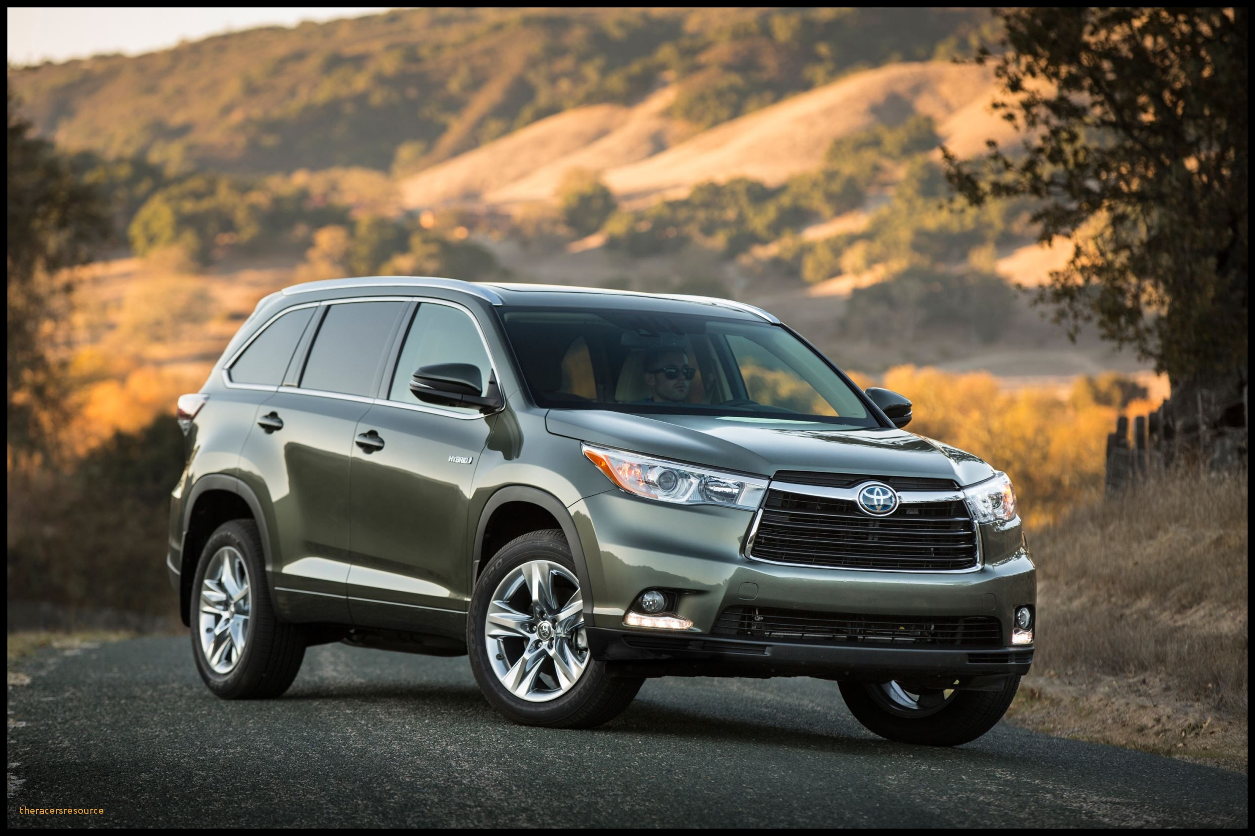 Hot Best Mpg Suv 2015 Frais toyota Highlander Hybrid 4wd 20 Most Fuel Redesign and Price