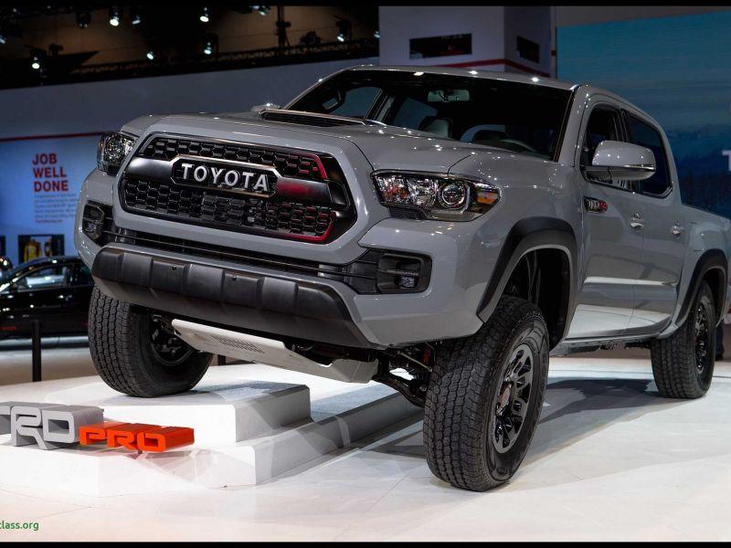 Toyota Hilux Vs Tacoma