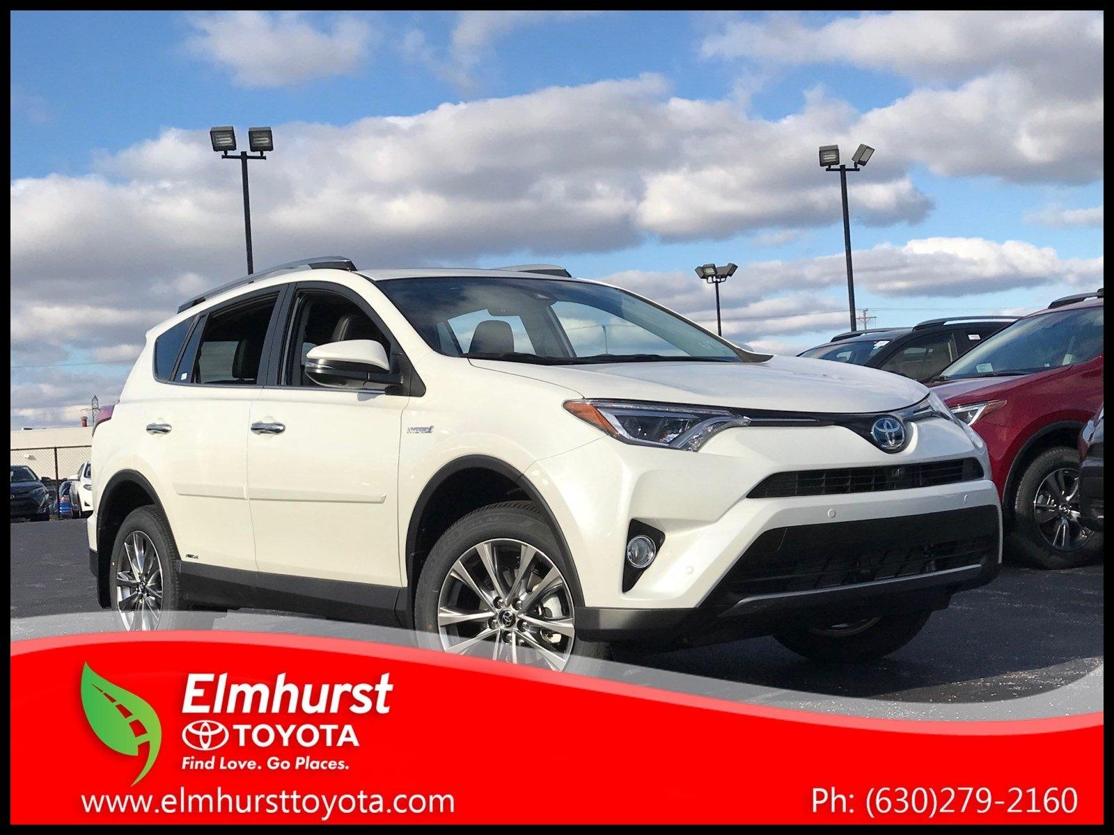 New 2018 Toyota RAV4 Hybrid Limited