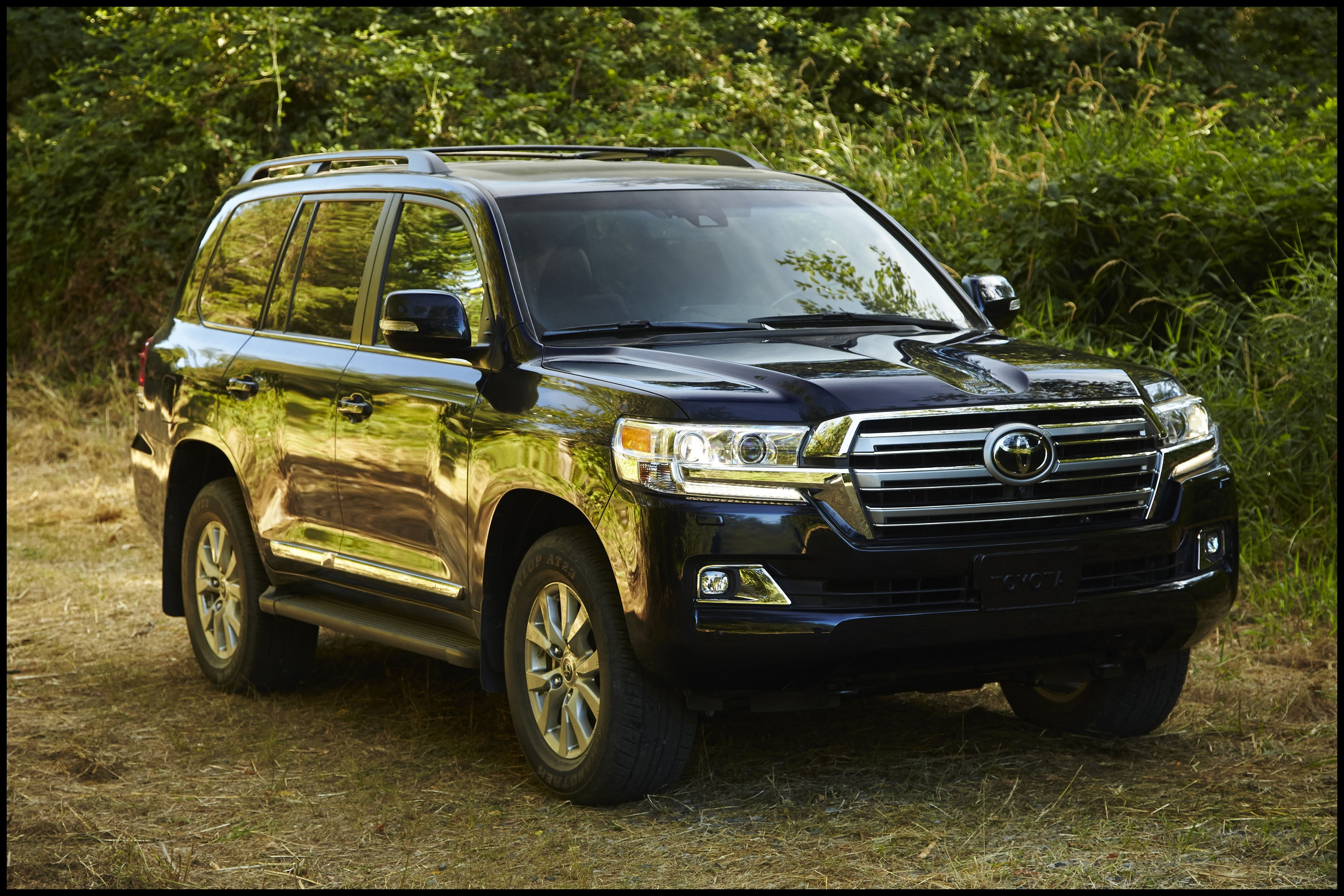 New 1996 toyota Land Cruiser Review Ratings Specs Prices and S Exterior and Interior Review