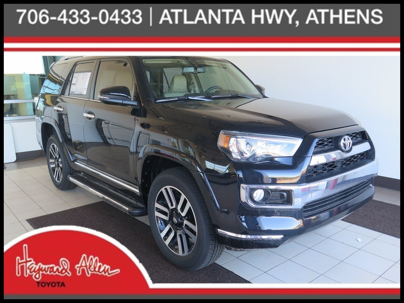Hot New 2018 toyota 4runner Limited Sport Utility In athens J New Release