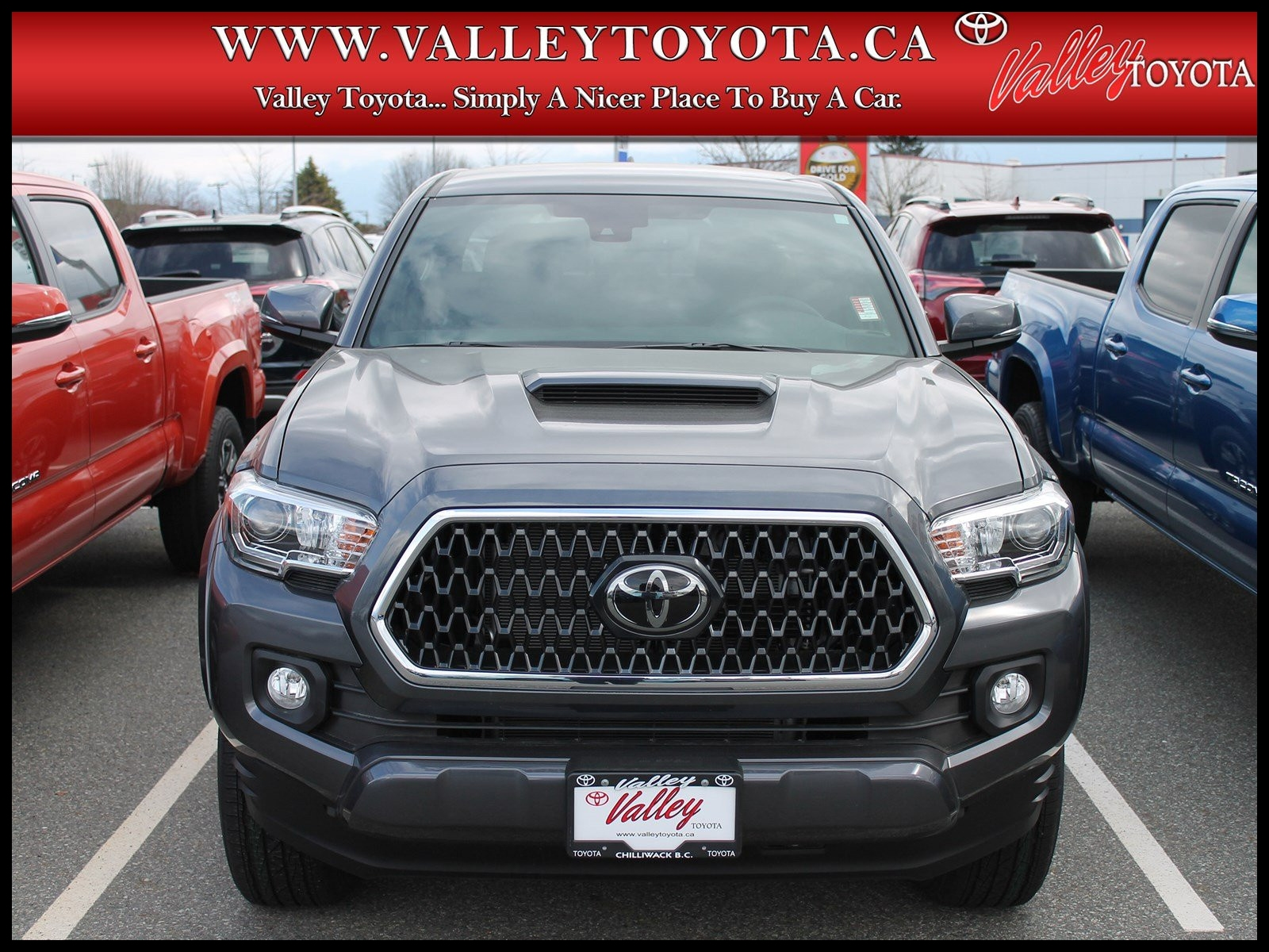 Terrific Moreno Valley toyota New 2018 toyota Ta A Trd F Road Double Cab Pickup In