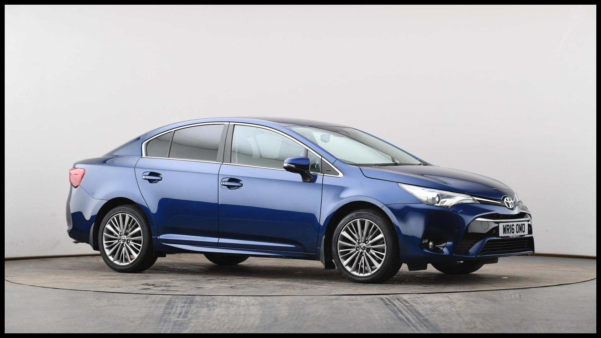 Special toyota 0 Apr New Used toyota Avensis 2 0d Excel 4dr Blue Wr16omo New Review