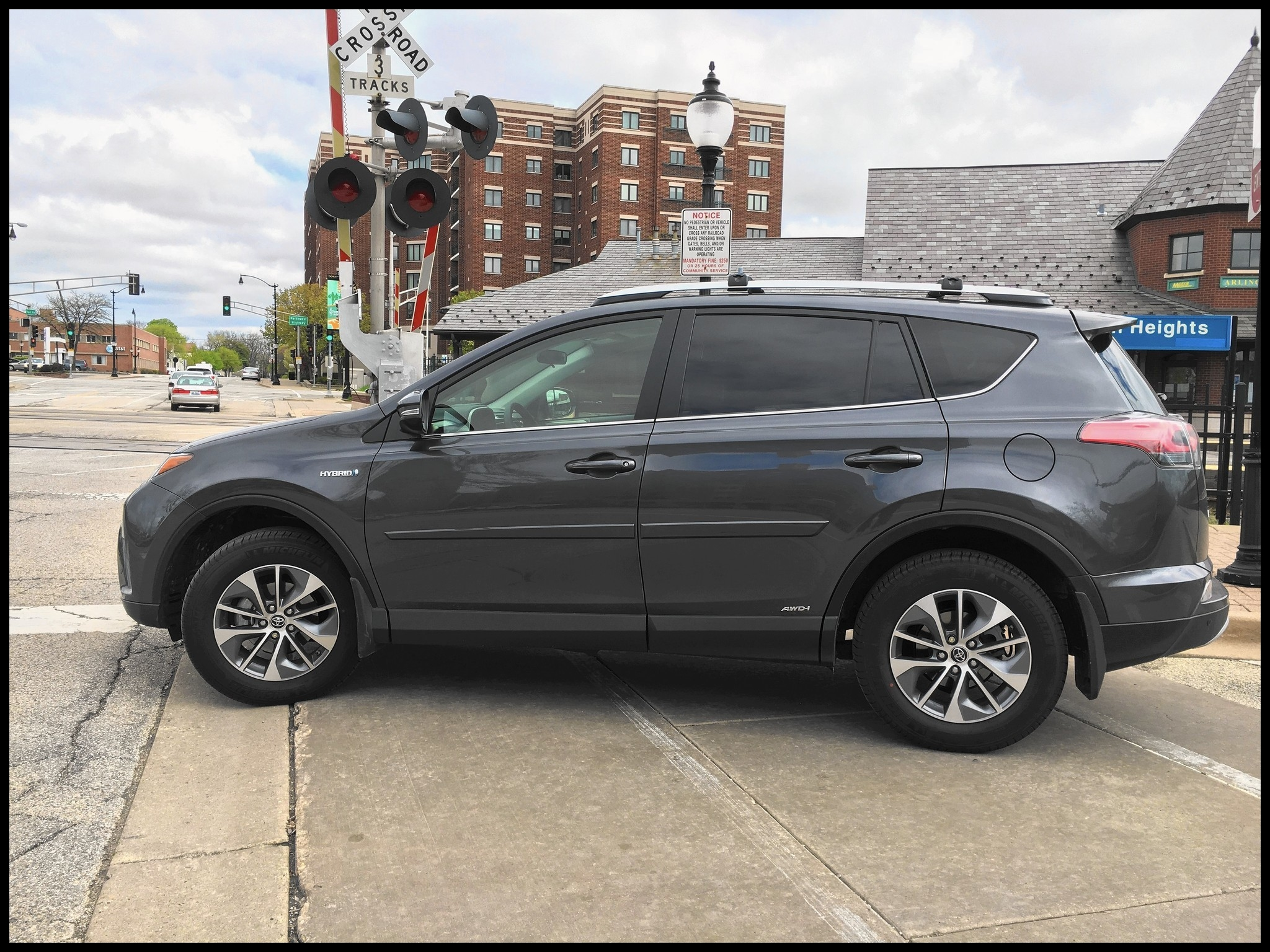 2016 Toyota RAV4 hybrid is most fuel efficient AWD pact crossover Chicago Tribune