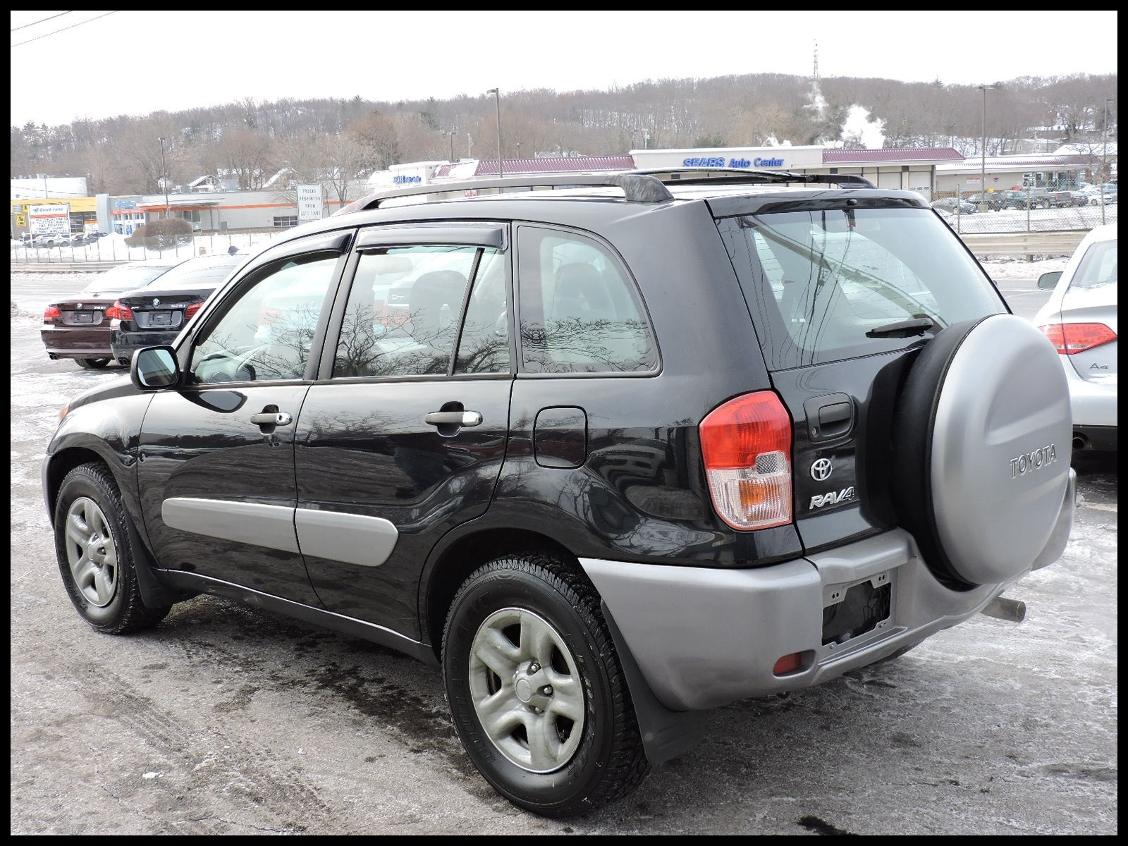 Used 2003 toyota Rav4 Limited at Saugus Auto Mall Prices Reviews and