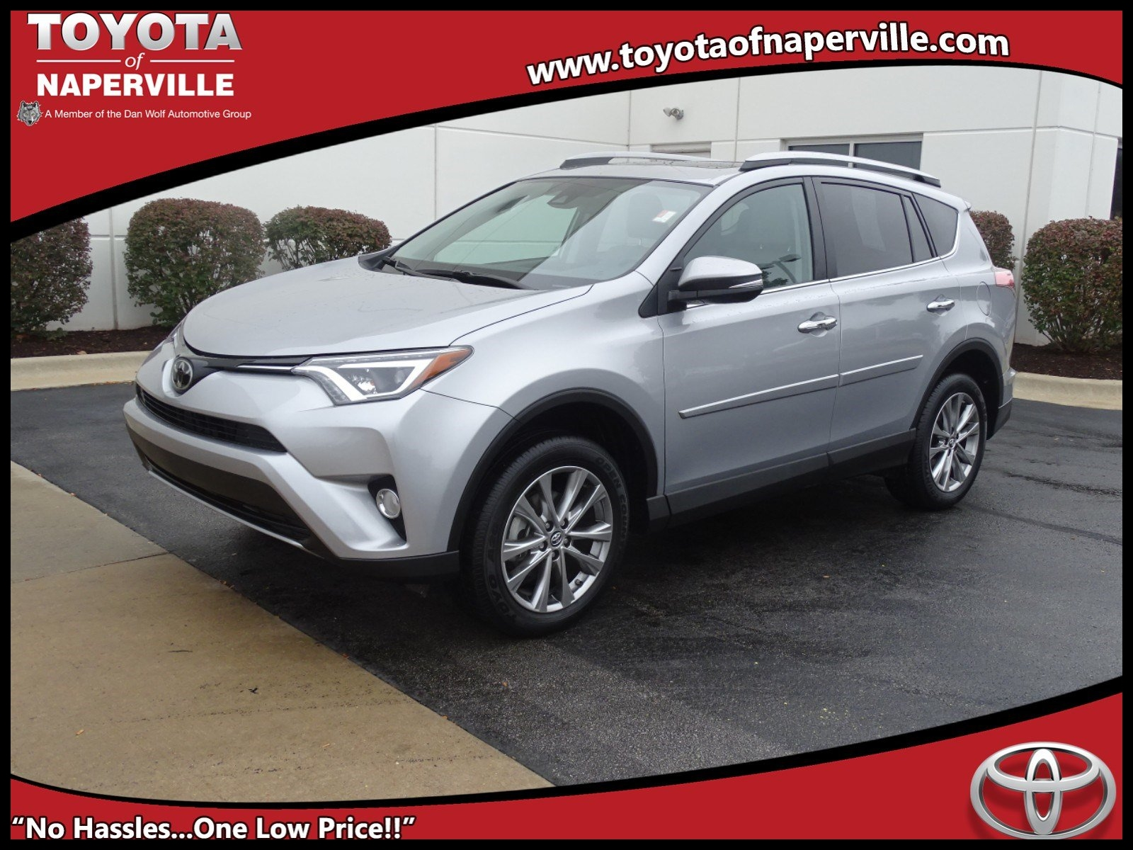 Pre Owned 2017 Toyota RAV4 Limited