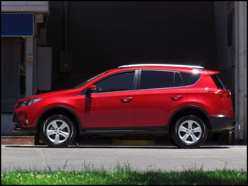 Toyota Rav4 2011 Interior