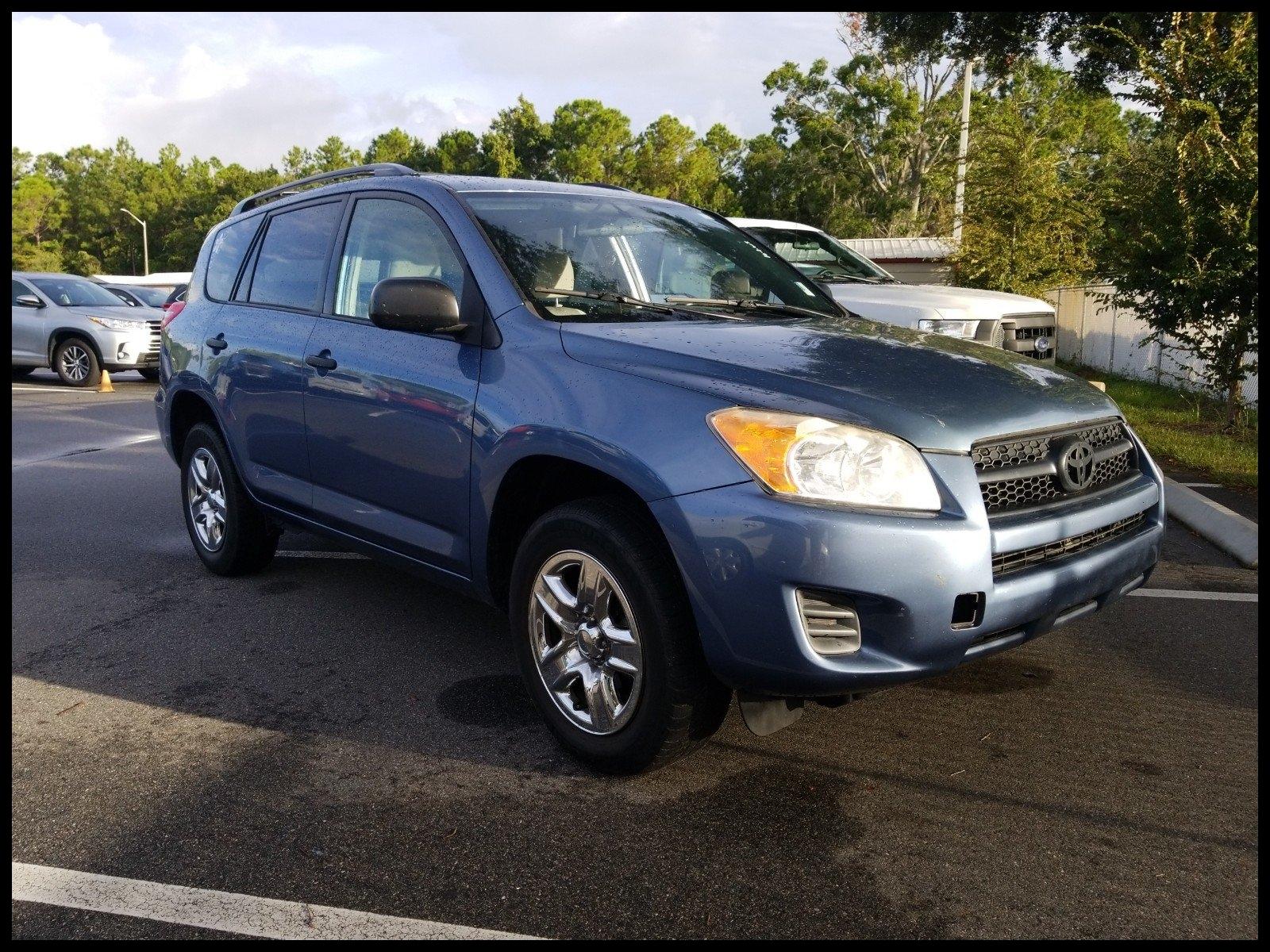 Pre Owned 2011 Toyota RAV4 Base