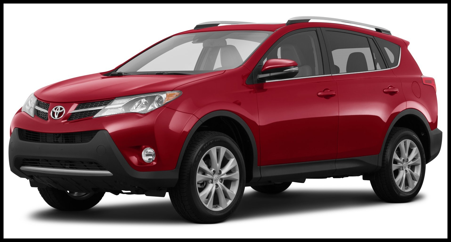 2015 Toyota RAV4 Limited All Wheel Drive 4 Door GS