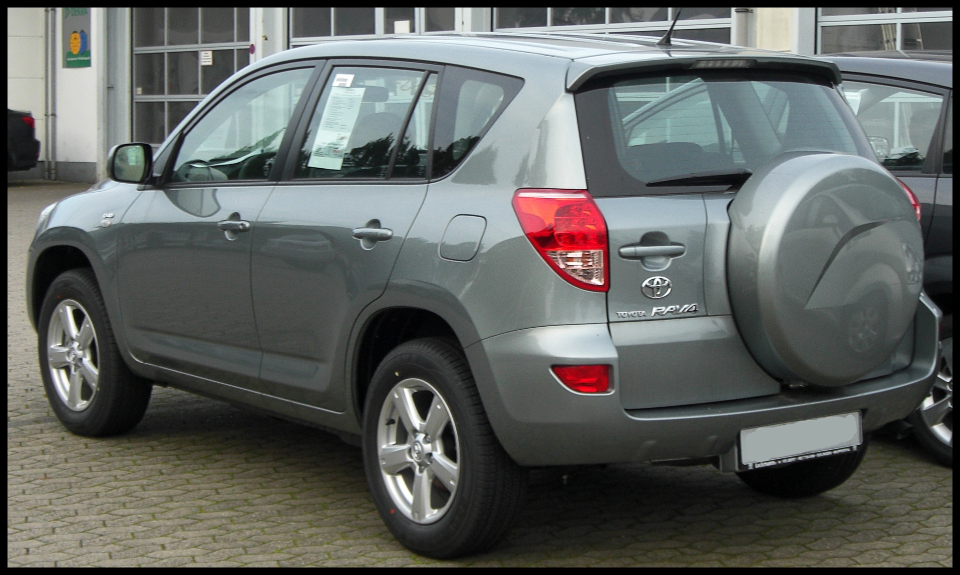 Special 2009 toyota Rav4 4wd 4 Door 4 Cyl 4 Speed at Ltd Review and Specs