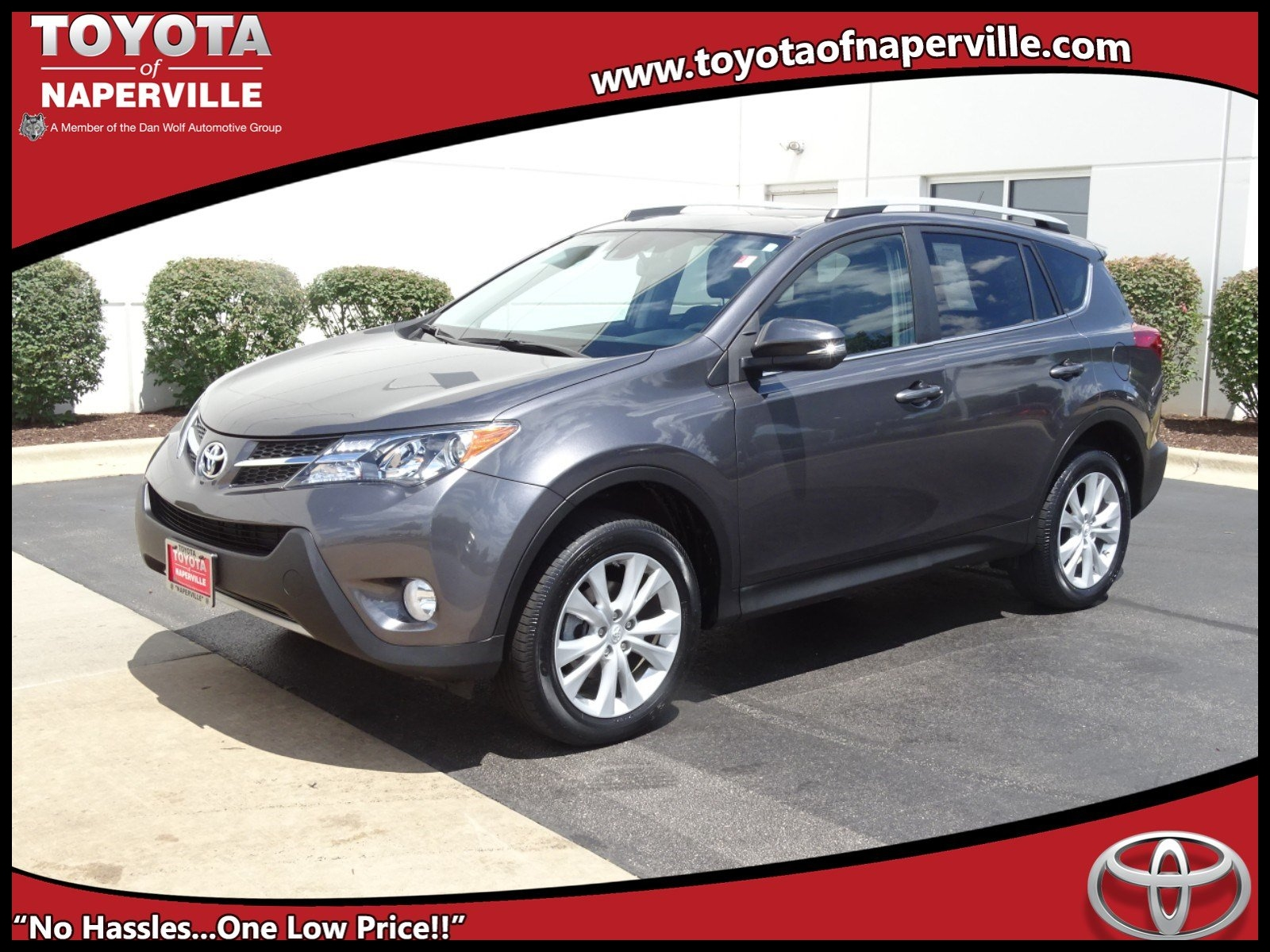 Pre Owned 2014 Toyota RAV4 Limited