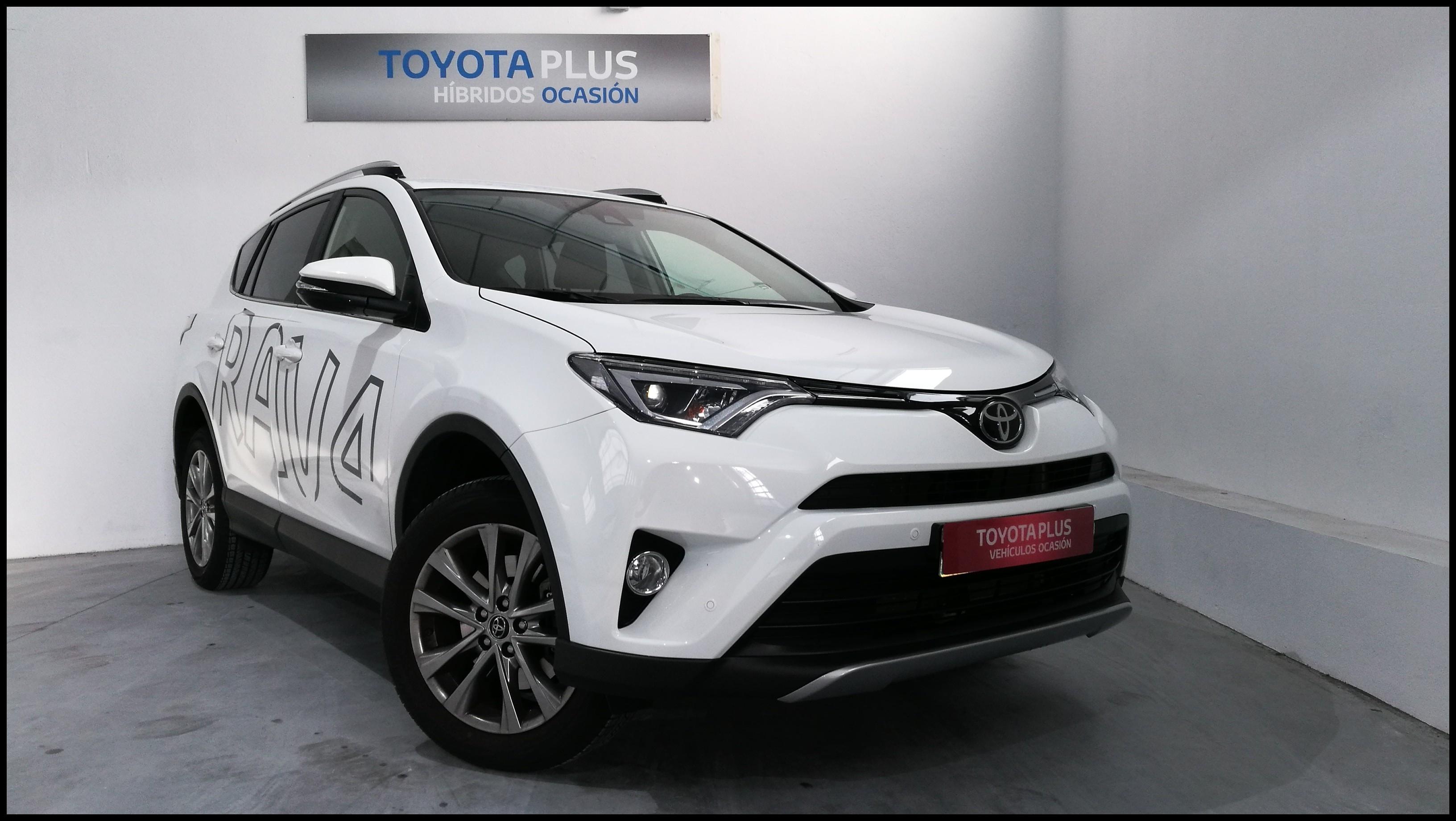 Toyota Rav4 2 0D 150D 2WD Advance Blanco Classic s³lido con 1200km del 2017 en Alcobendas