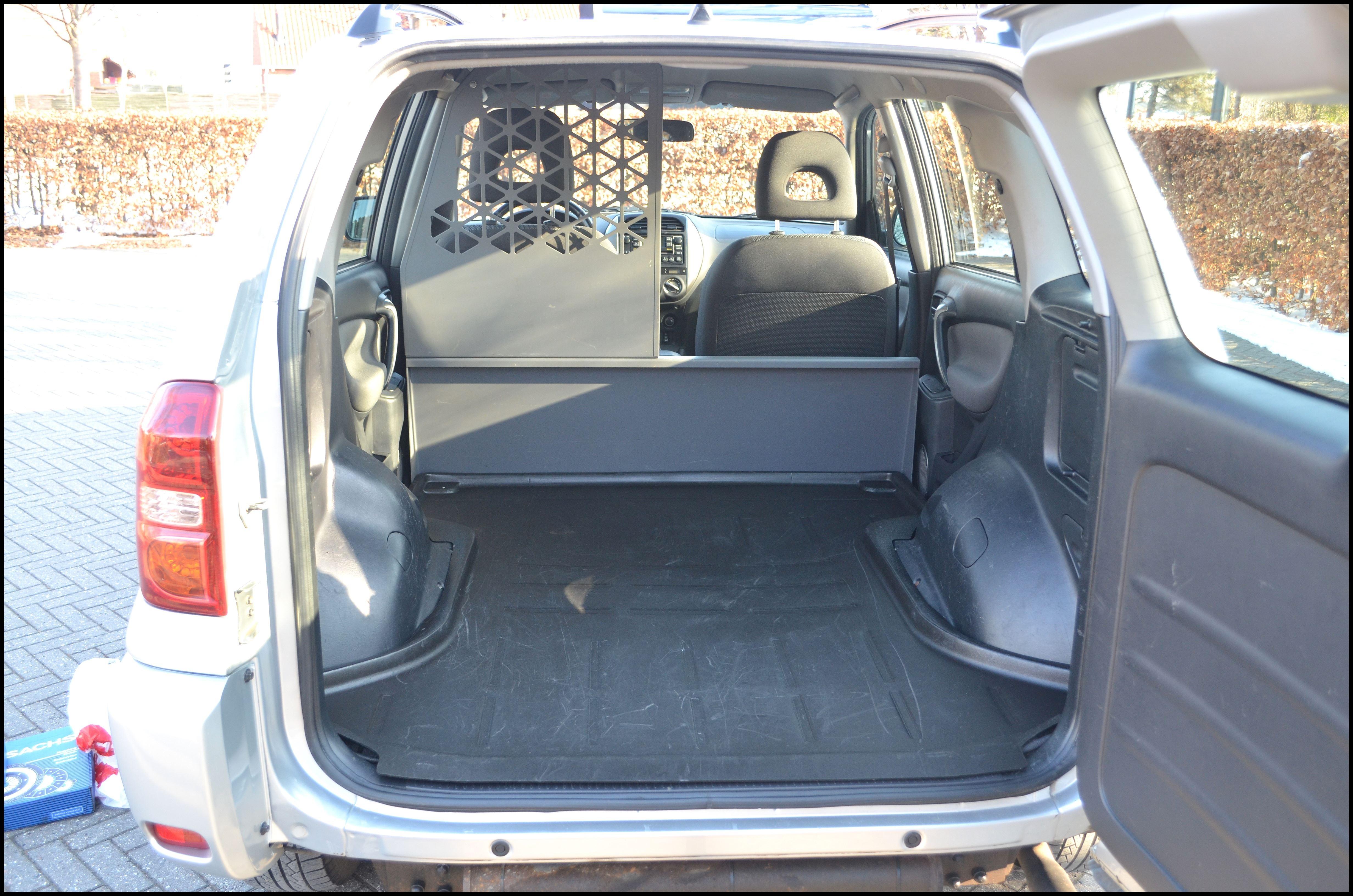 Brugt Toyota RAV4 4 2 0D 4—4 VAN 2004 113 000 km Ballerup 2750