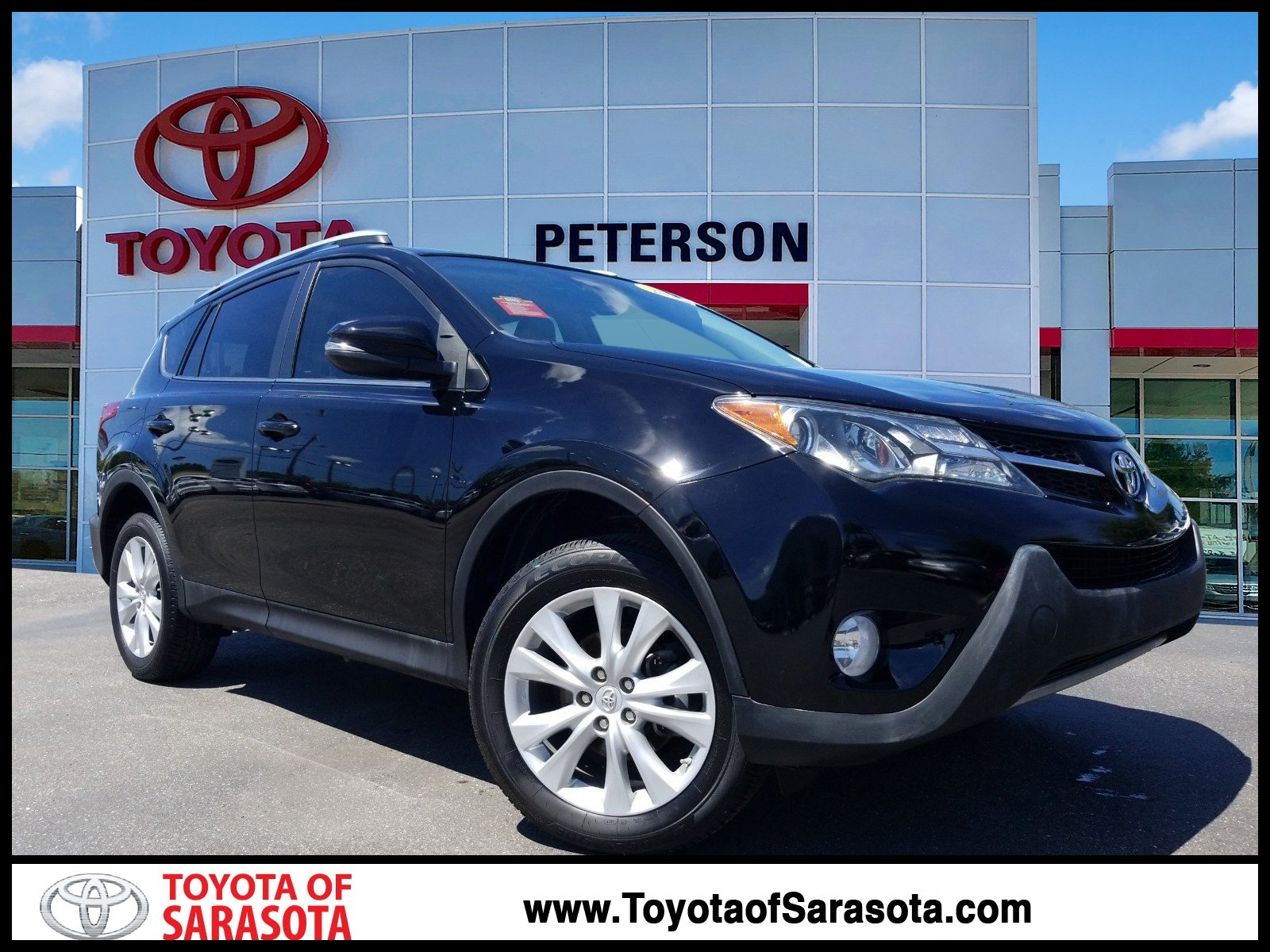 Pre Owned 2015 Toyota RAV4 Limited