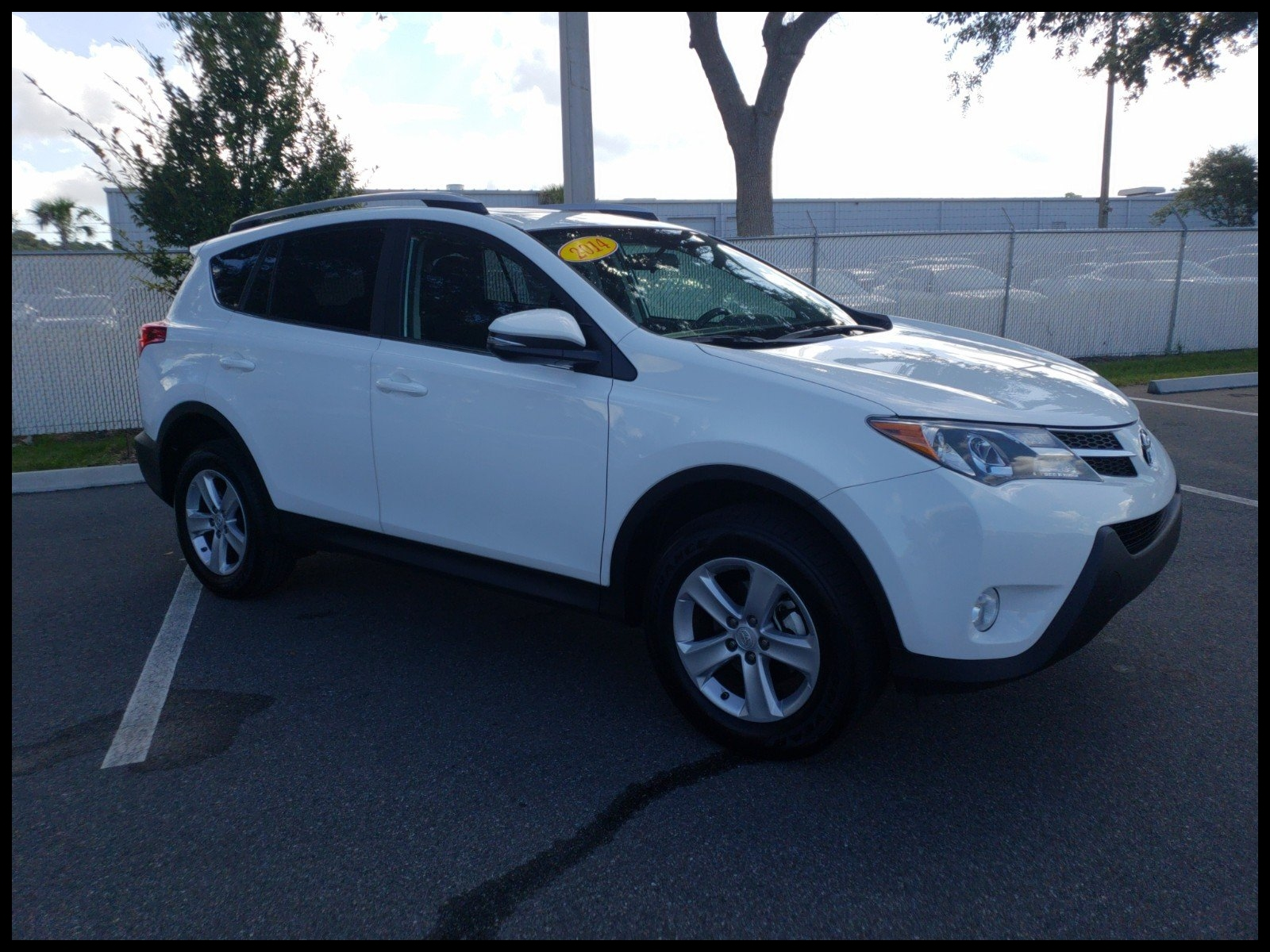Pre Owned 2014 Toyota RAV4 XLE